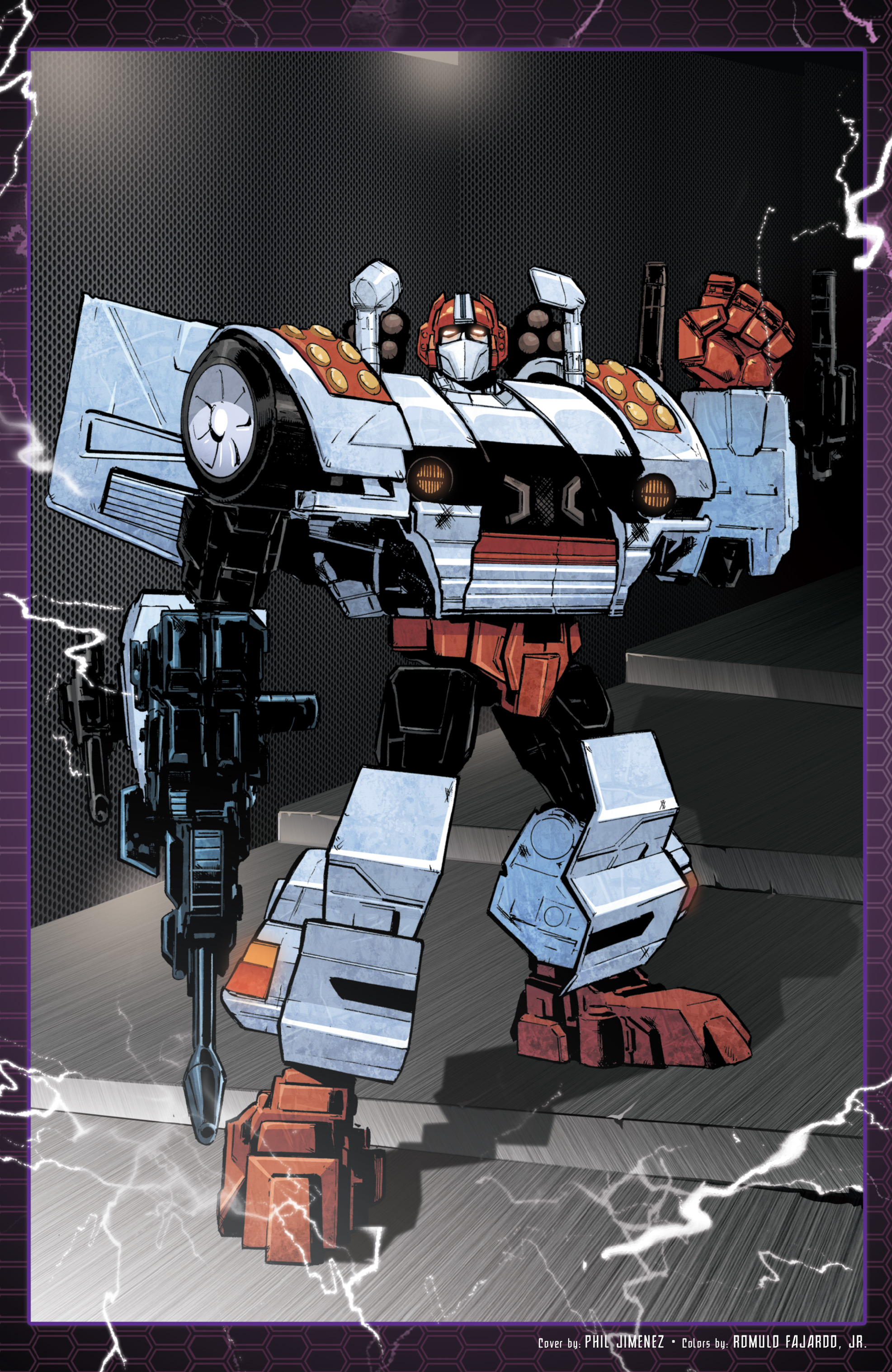 Read online The Transformers: Dark Cybertron Finale comic -  Issue # Full - 28