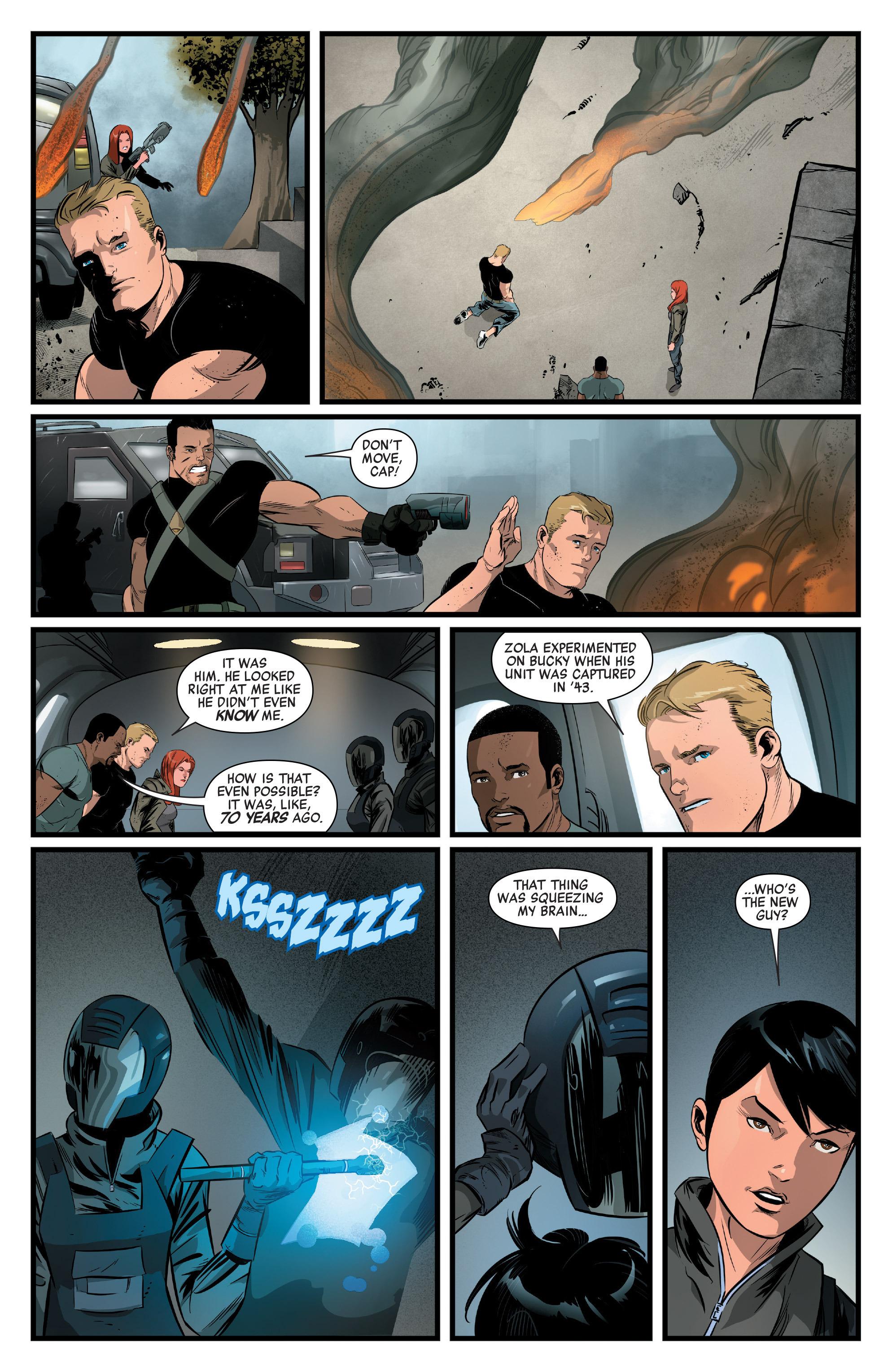 Read online Captain America: Civil War Prelude comic -  Issue #4 - 10
