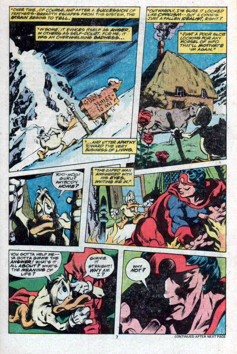 Howard the Duck (1976) Issue #10 #11 - English 6