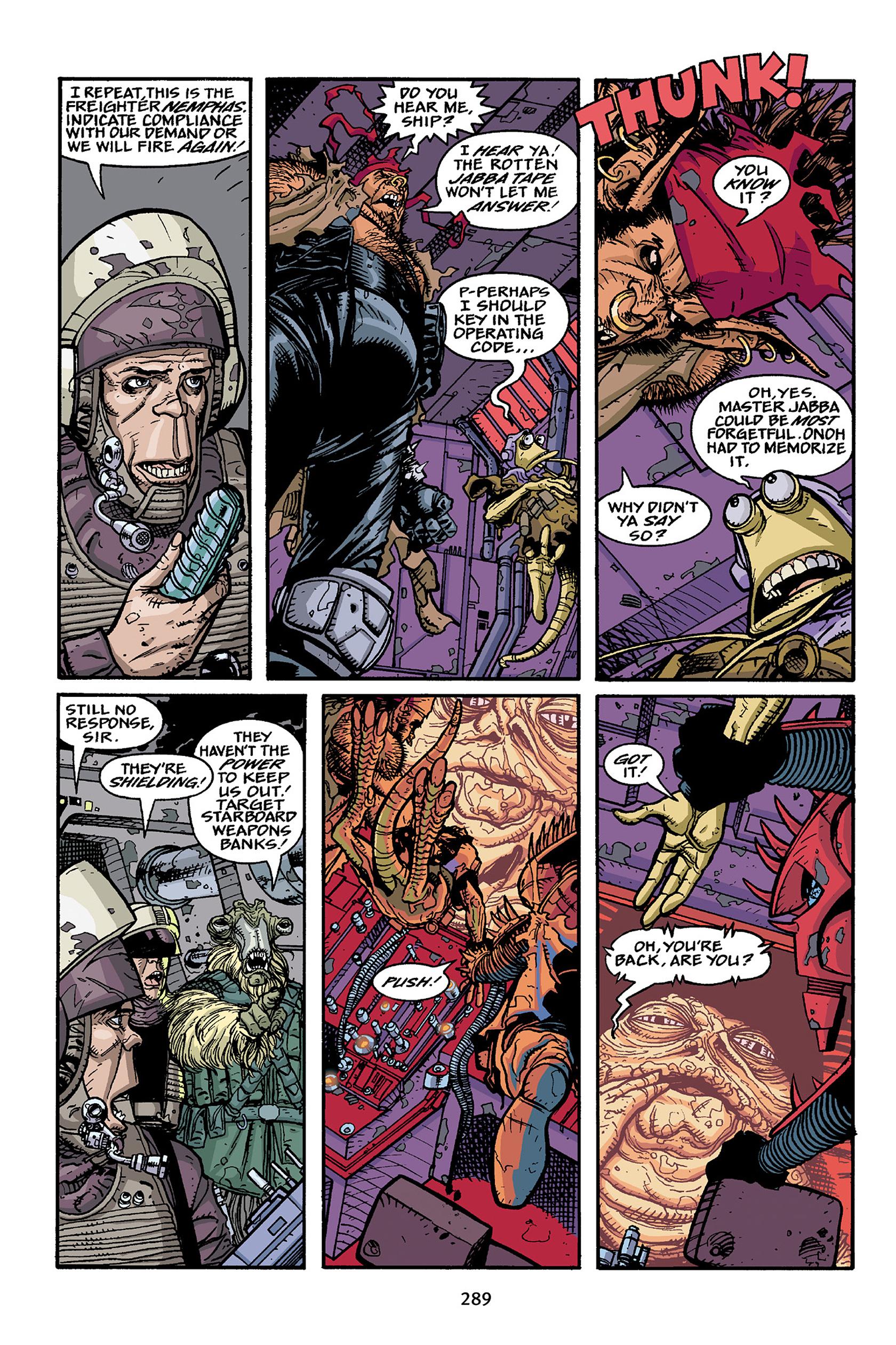 Read online Star Wars Omnibus comic -  Issue # Vol. 30 - 286