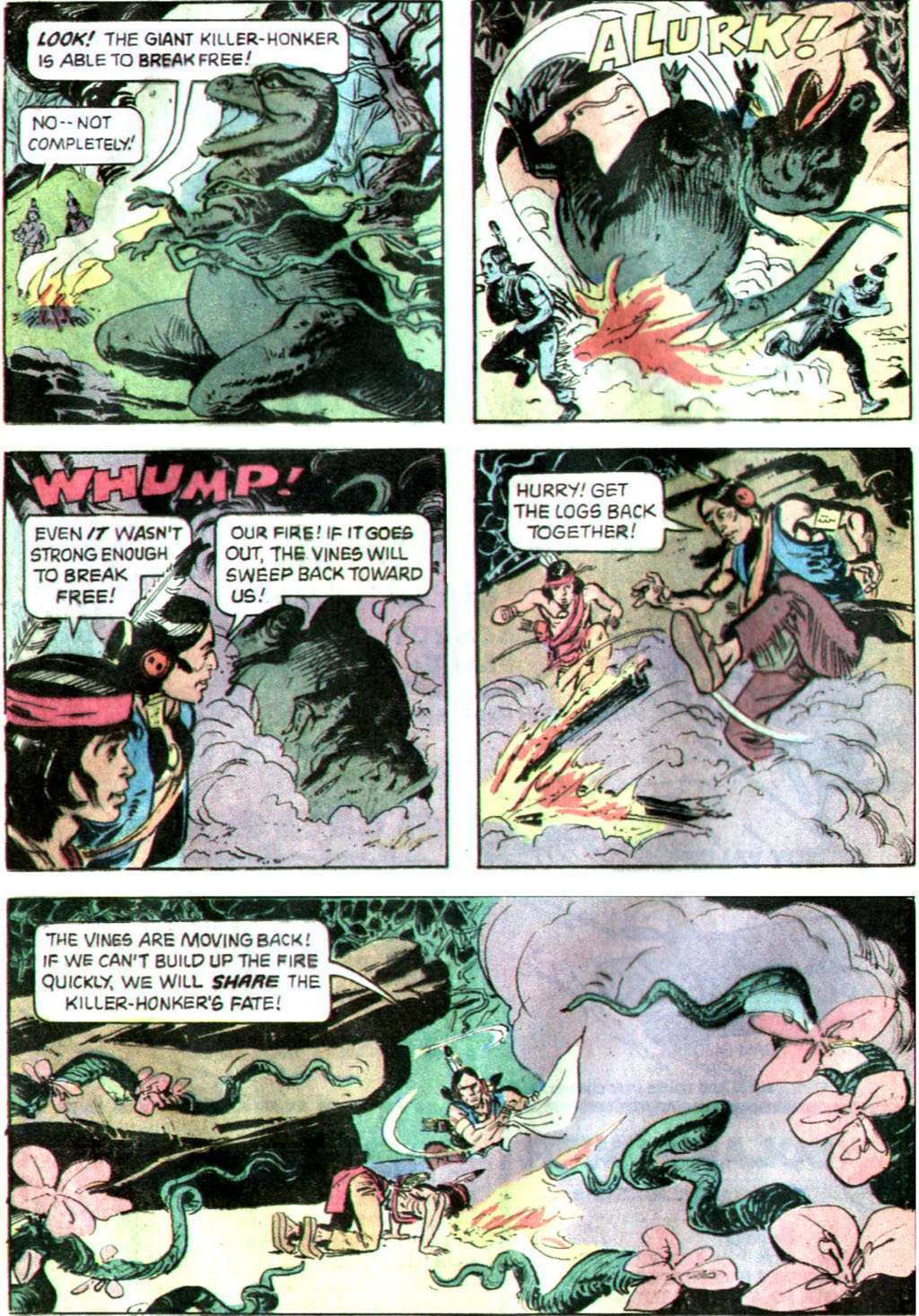 Read online Turok, Son of Stone comic -  Issue #122 - 16