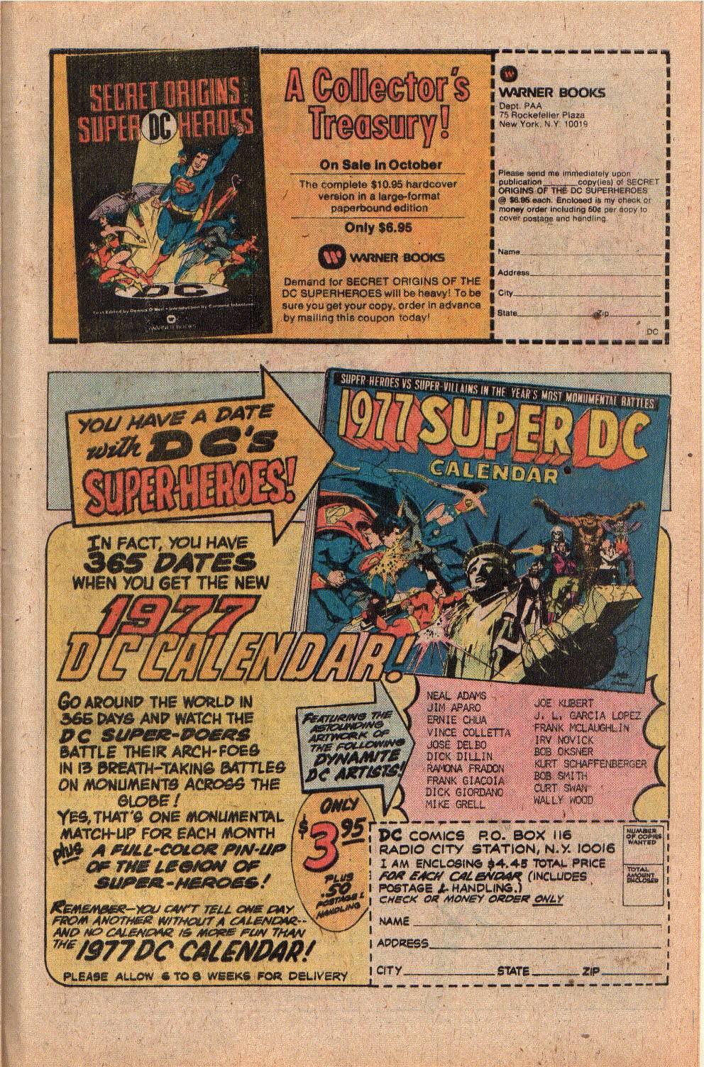 Read online Shazam! (1973) comic -  Issue #26 - 29