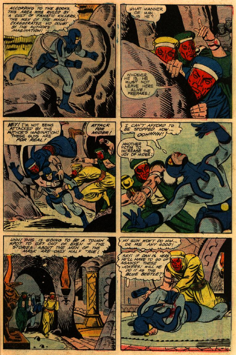 Blue Beetle (1967) issue 4 - Page 9