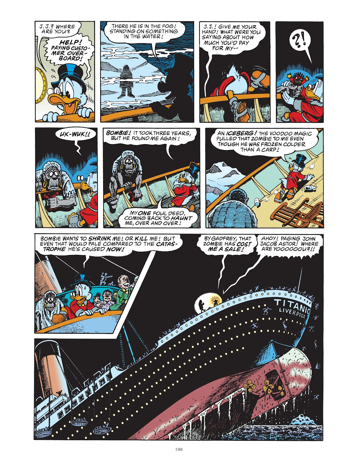 Read online The Complete Life and Times of Scrooge McDuck comic -  Issue # TPB 1 (Part 2) - 93