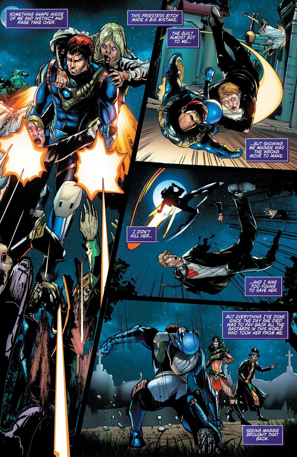 Read online Zodiac comic -  Issue #2 - 23