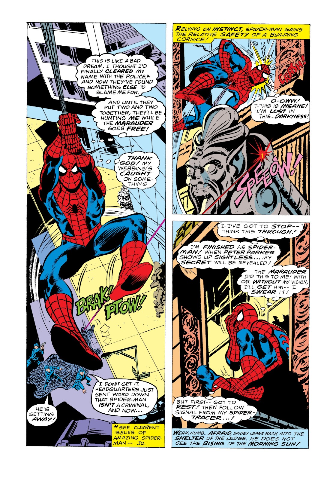 Read online Marvel Masterworks: The Spectacular Spider-Man comic -  Issue # TPB 2 (Part 2) - 97