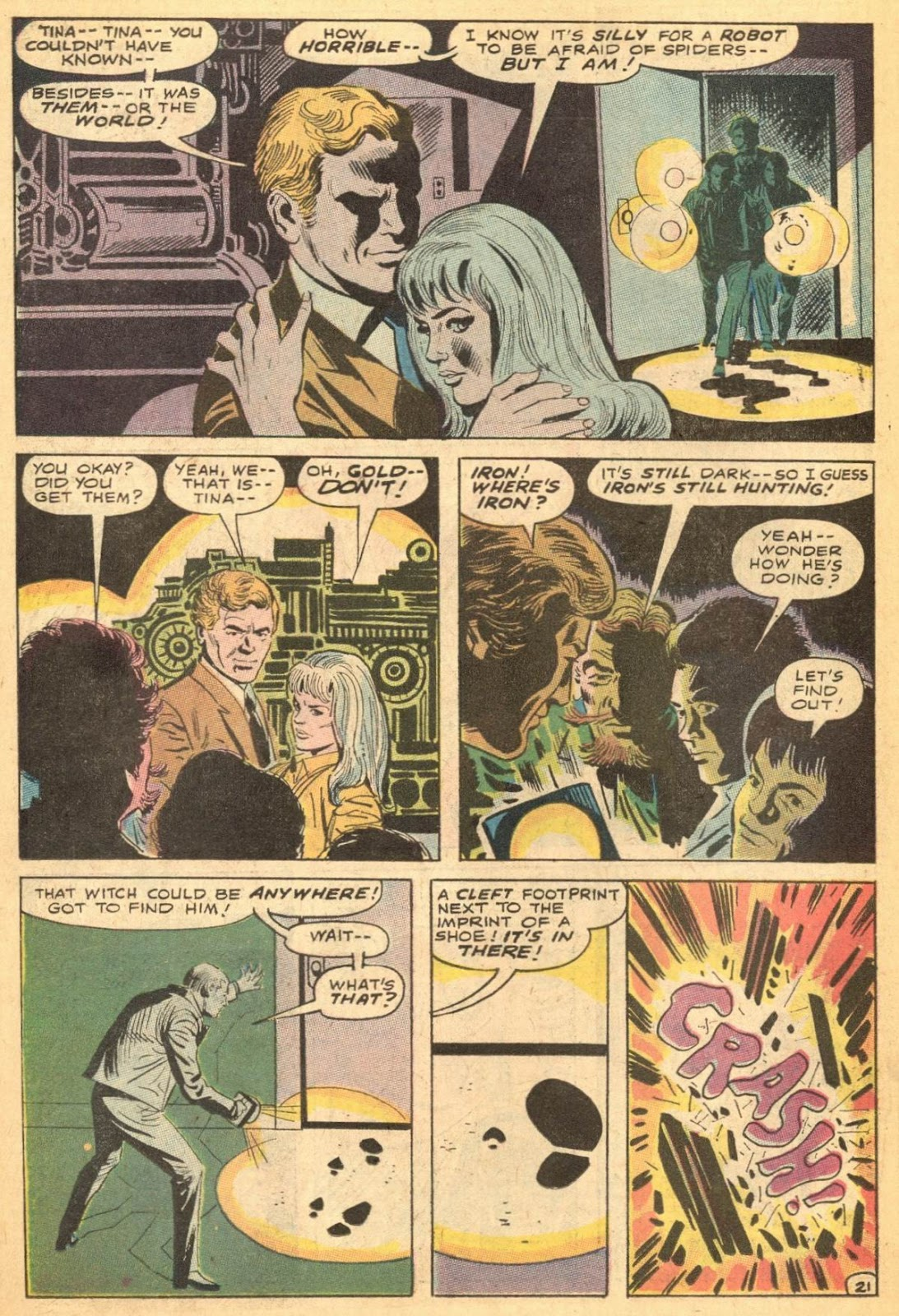 Metal Men (1963) issue 38 - Page 26