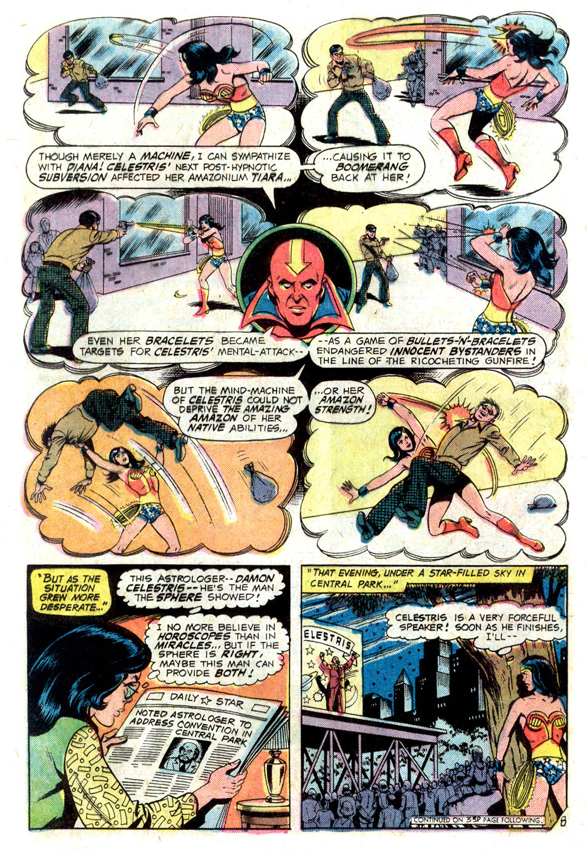 Read online Wonder Woman (1942) comic -  Issue #218 - 10