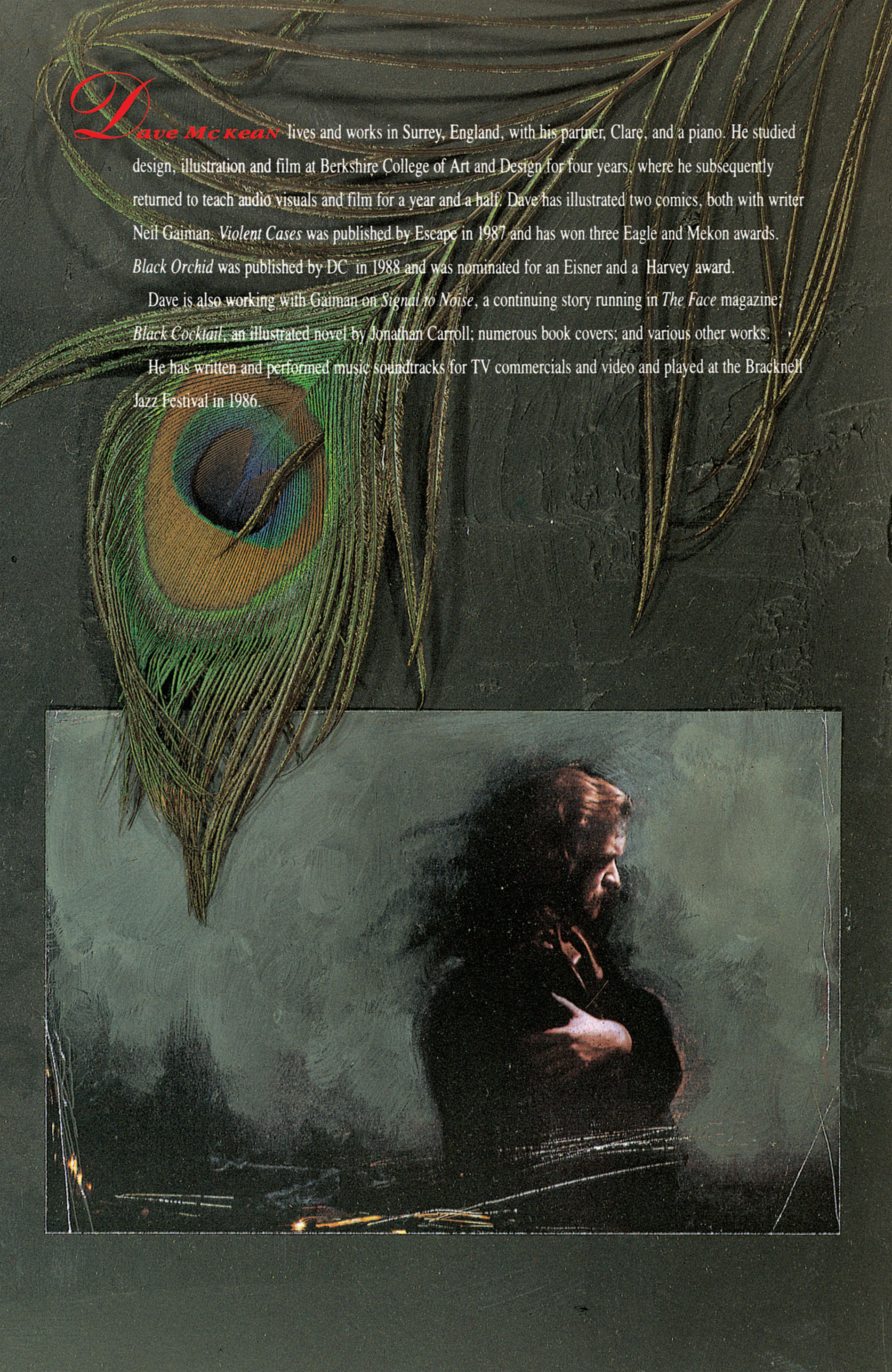 Read online Arkham Asylum comic -  Issue #Arkham Asylum Full - 115