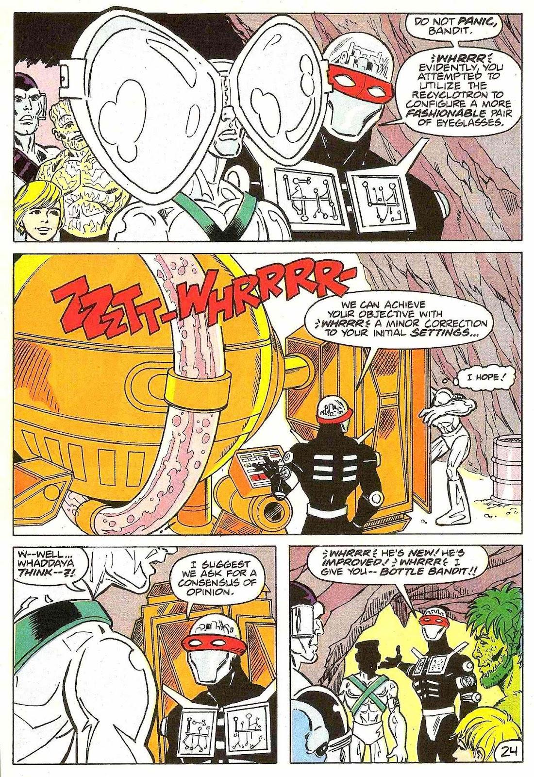 Read online Zen Intergalactic Ninja (1992) comic -  Issue #2 - 22