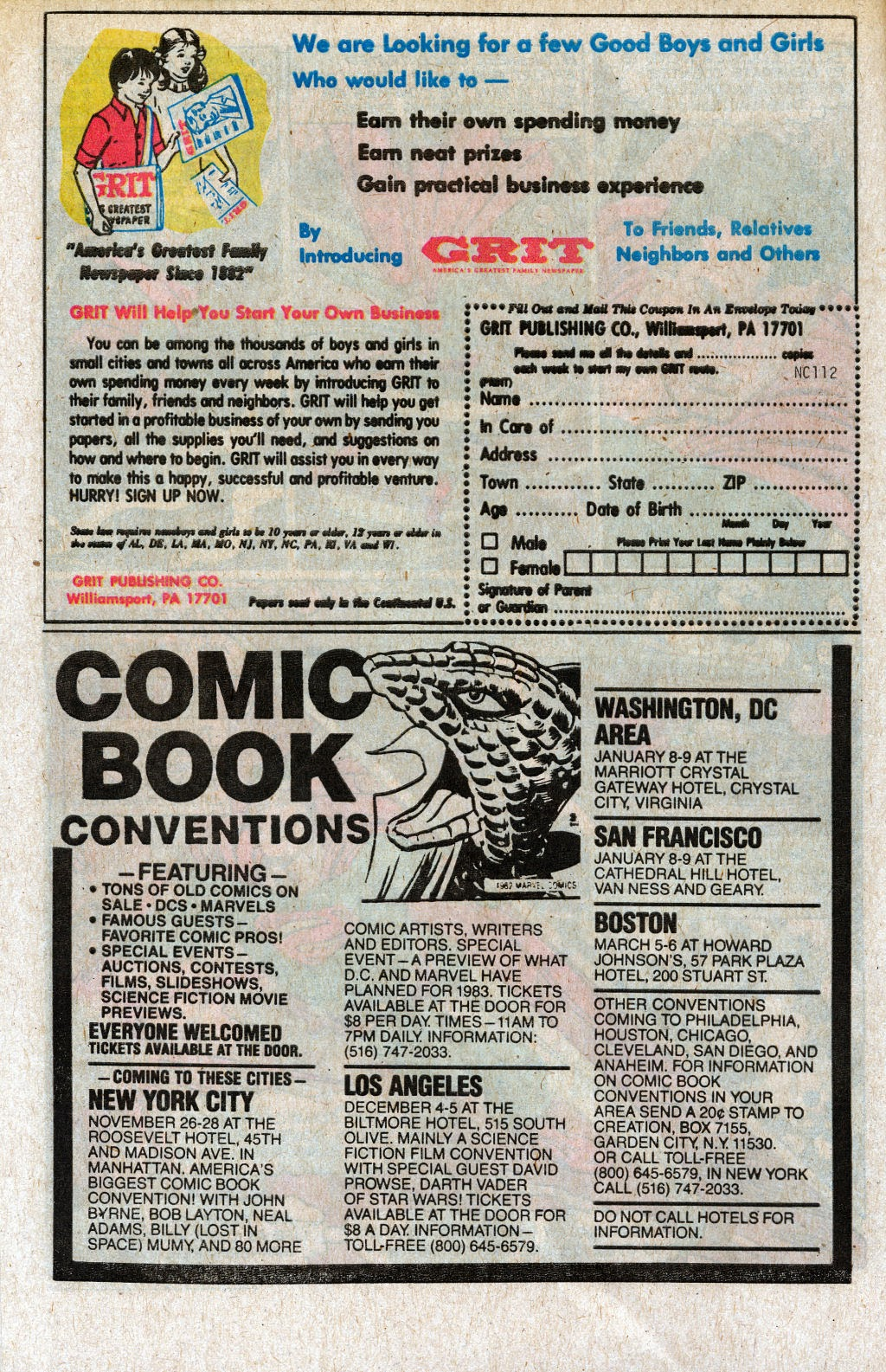 Read online Superman Special (1983) comic -  Issue #1 - 8
