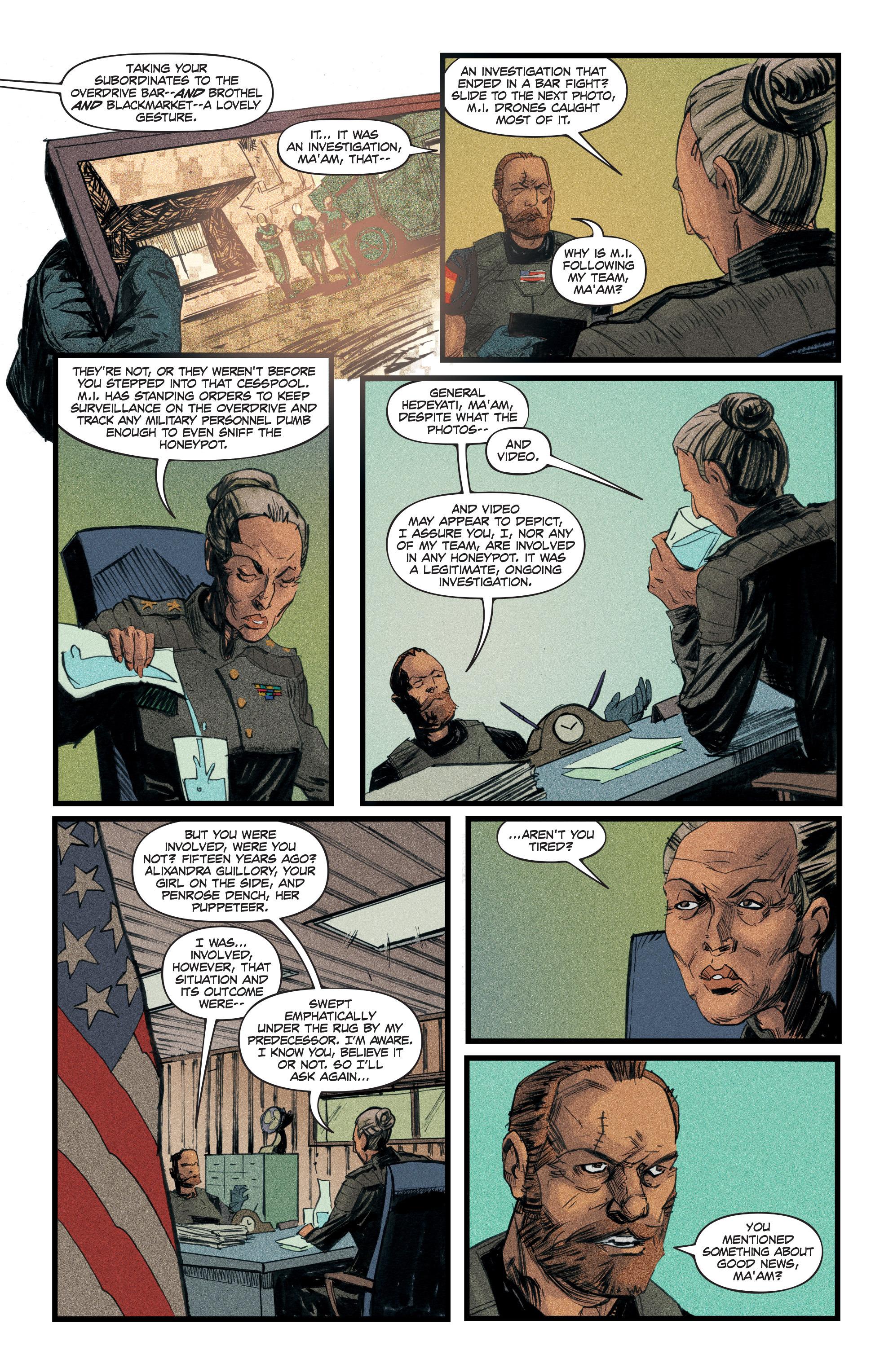 Read online Redline comic -  Issue #3 - 13