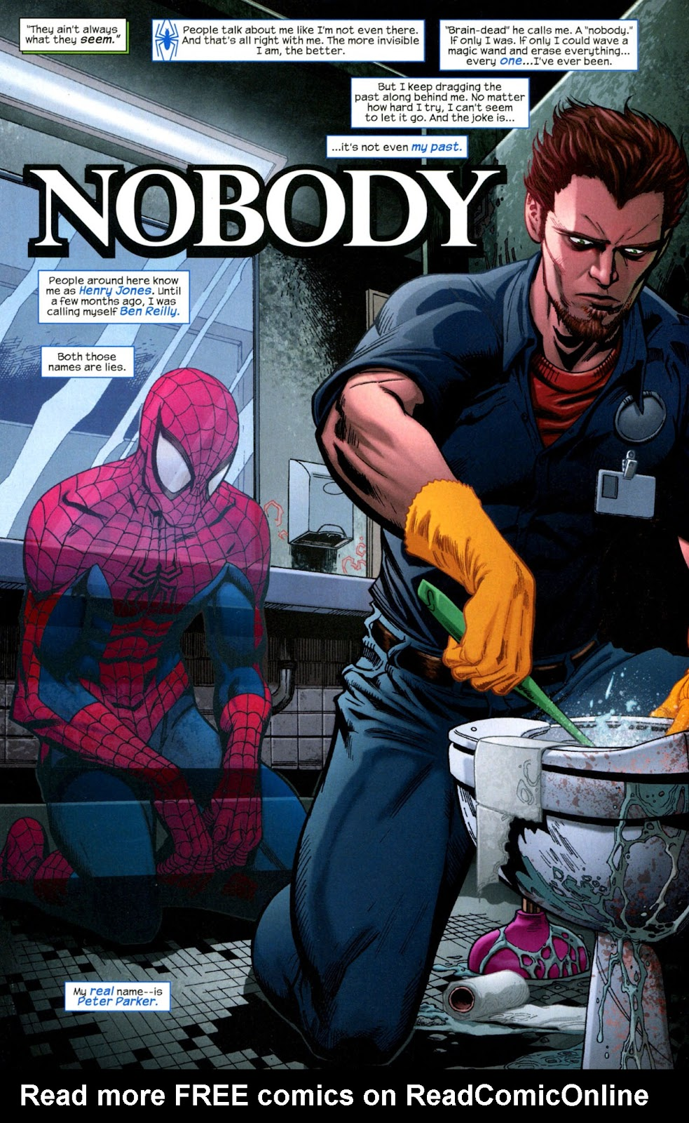 Web of Spider-Man (2009) Issue #5 #5 - English 32