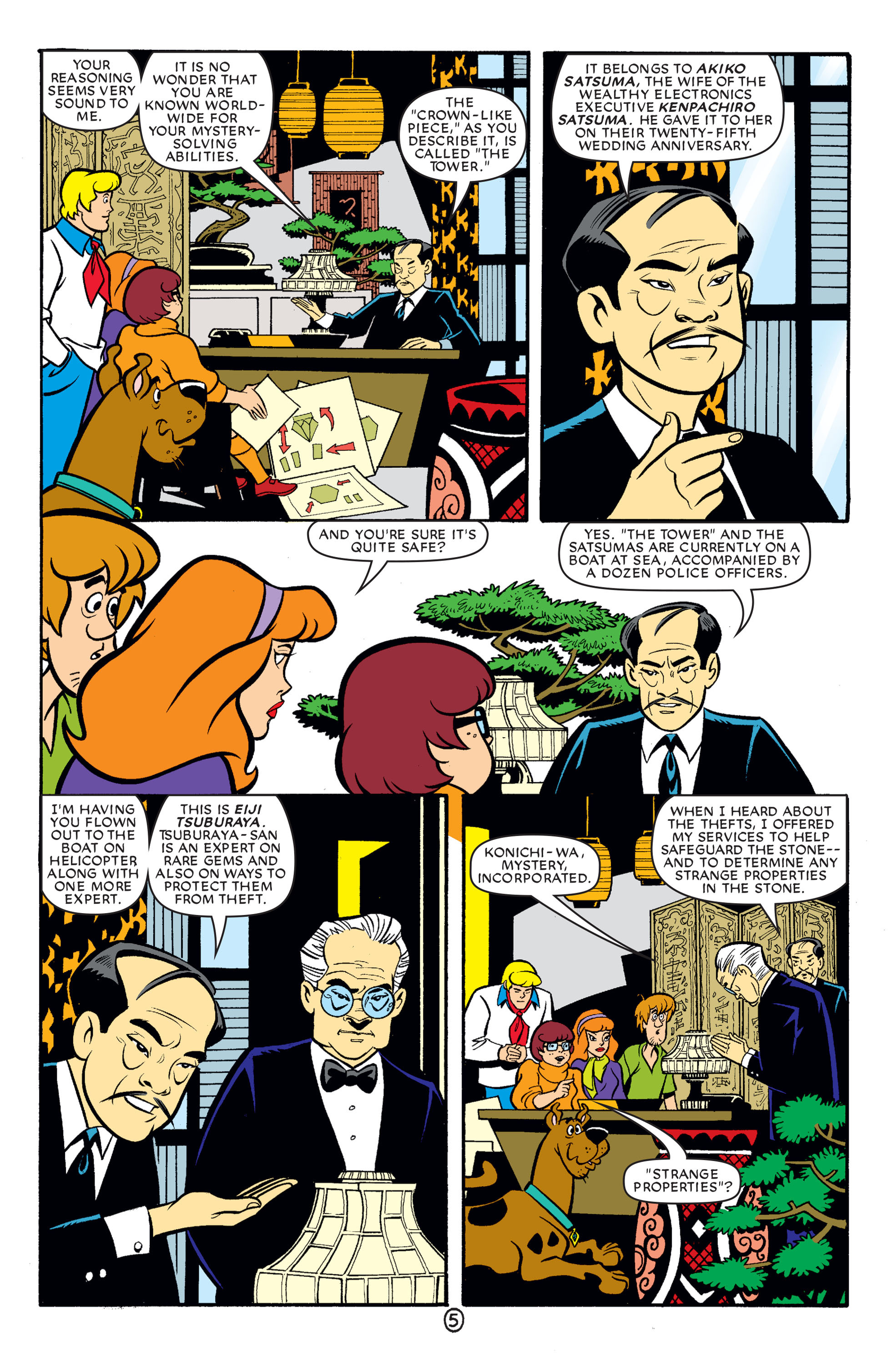 Read online Scooby-Doo (1997) comic -  Issue #64 - 16