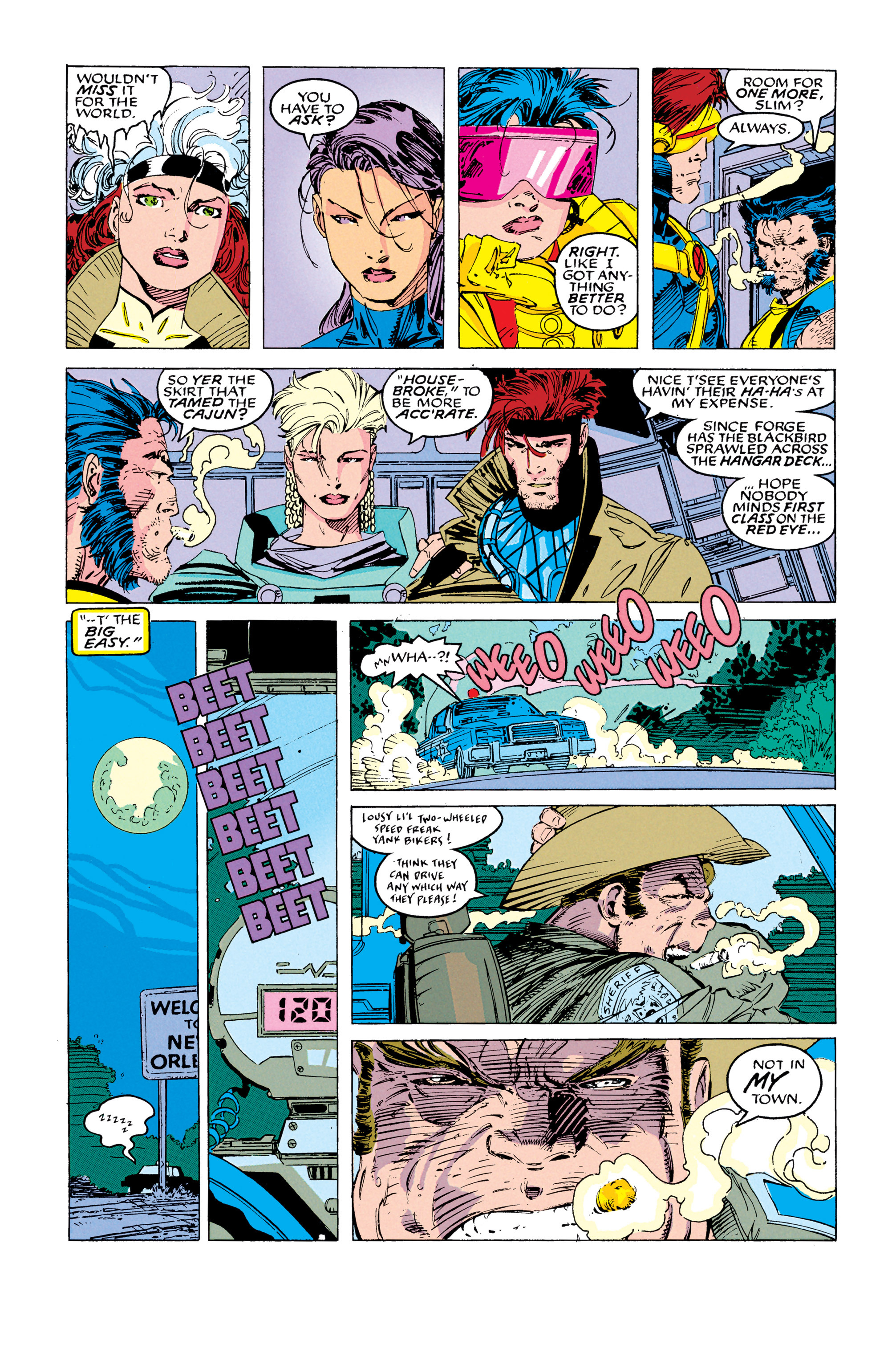 X-Men (1991) 8 Page 19