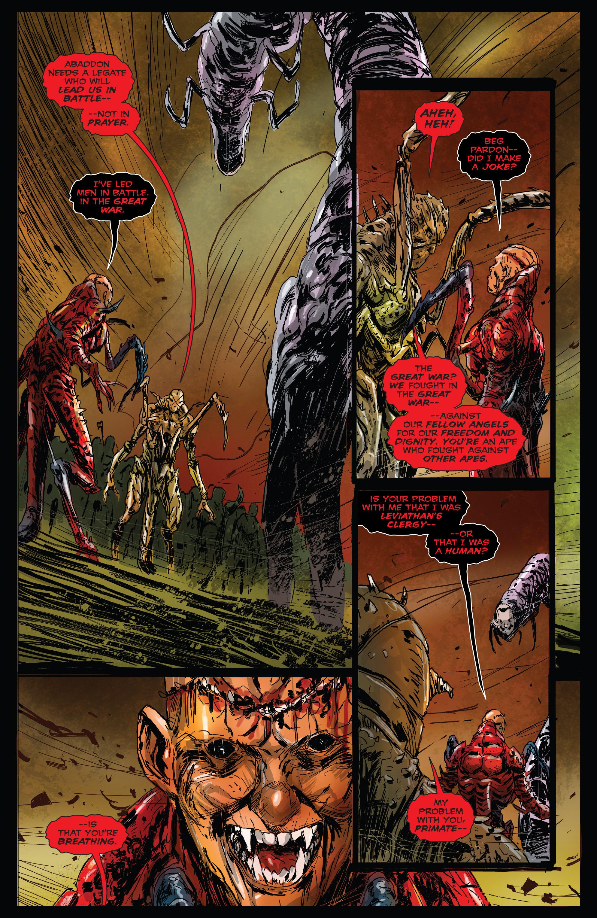 Read online Clive Barker's Hellraiser: The Dark Watch comic -  Issue # TPB 3 - 8