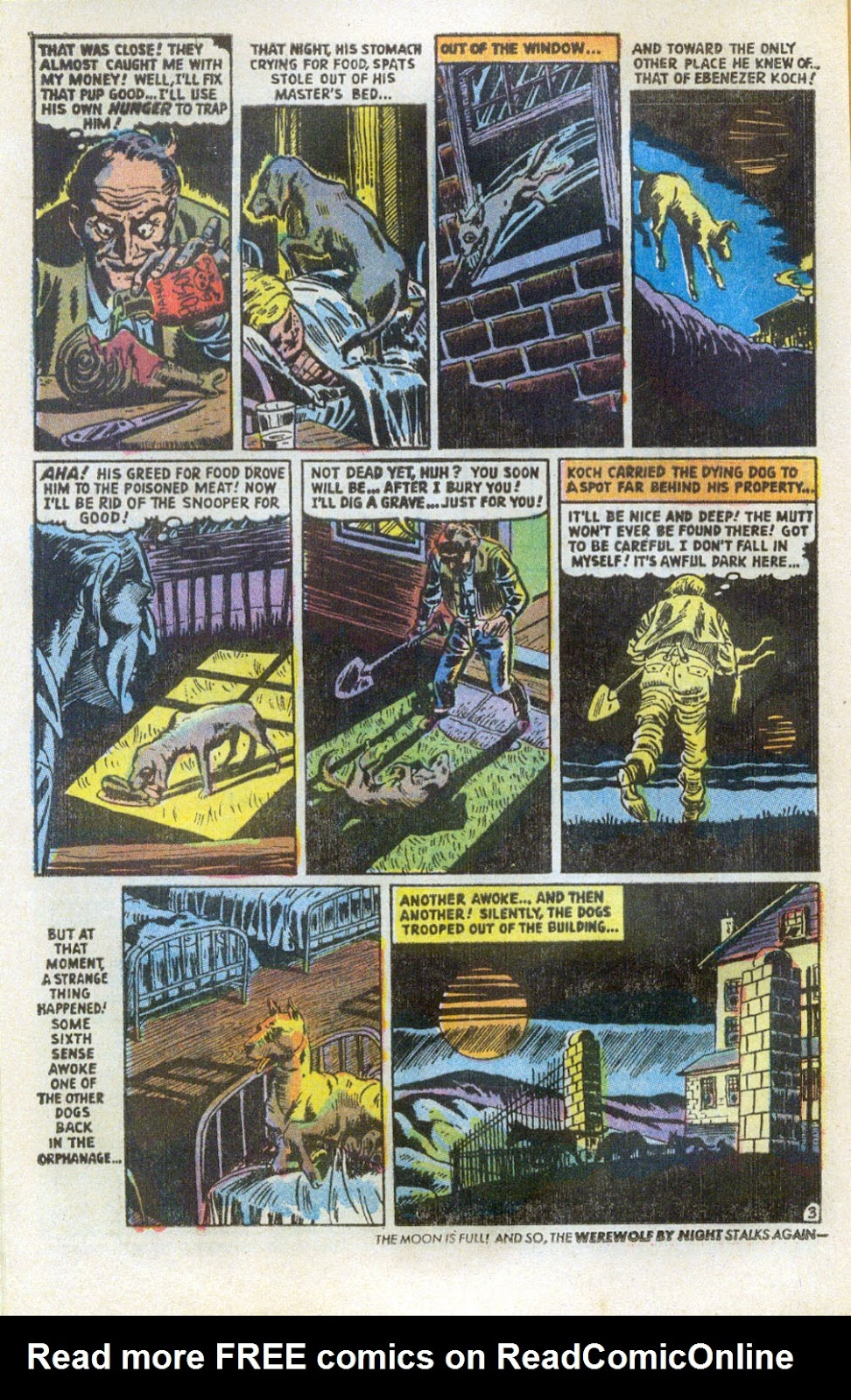 Crypt of Shadows (1973) issue 6 - Page 16