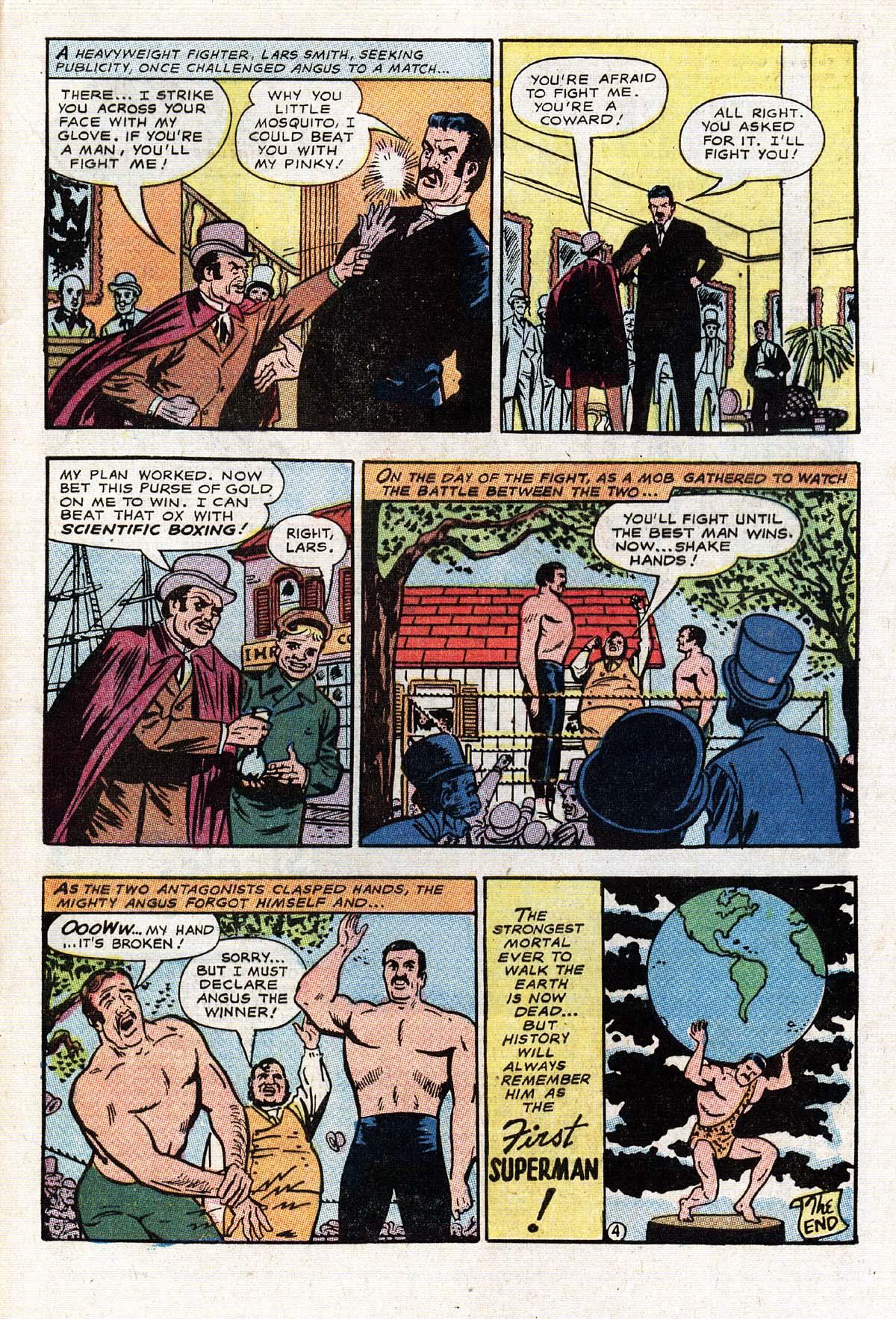 Read online Adventure Comics (1938) comic -  Issue #393 - 33