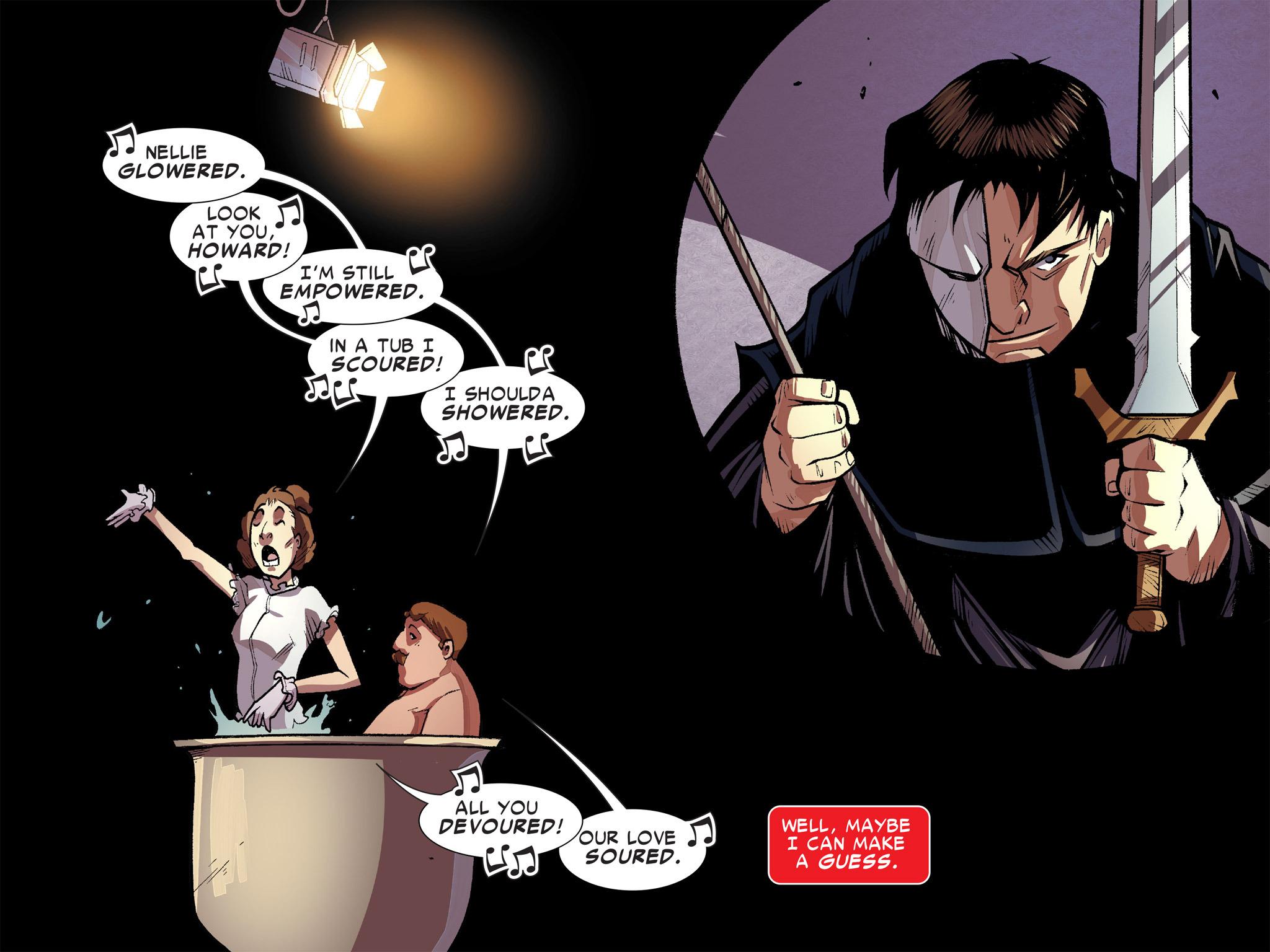 Read online Ultimate Spider-Man (Infinite Comics) (2016) comic -  Issue #9 - 7