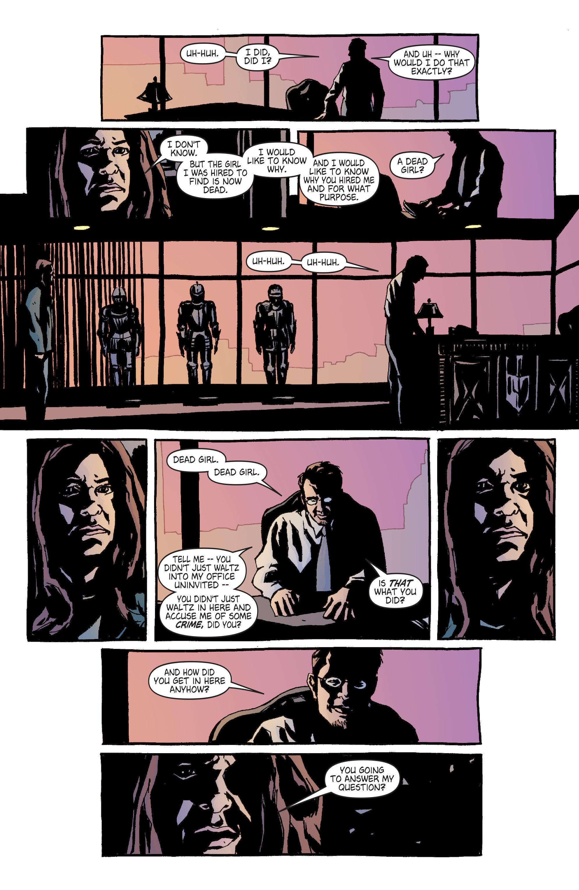 Read online Alias comic -  Issue #4 - 13