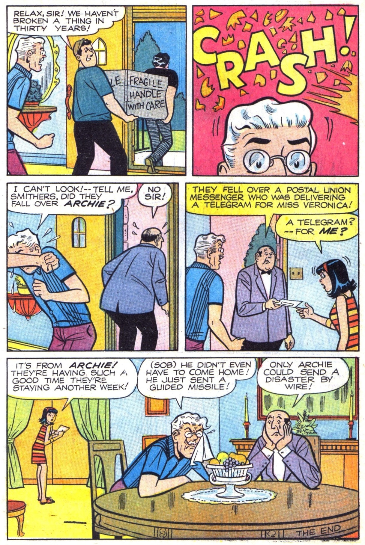 Read online Archie (1960) comic -  Issue #177 - 18