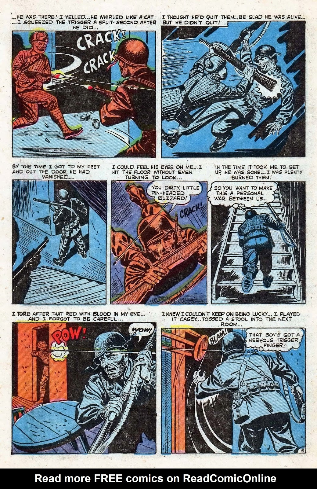 Combat (1952) issue 8 - Page 30