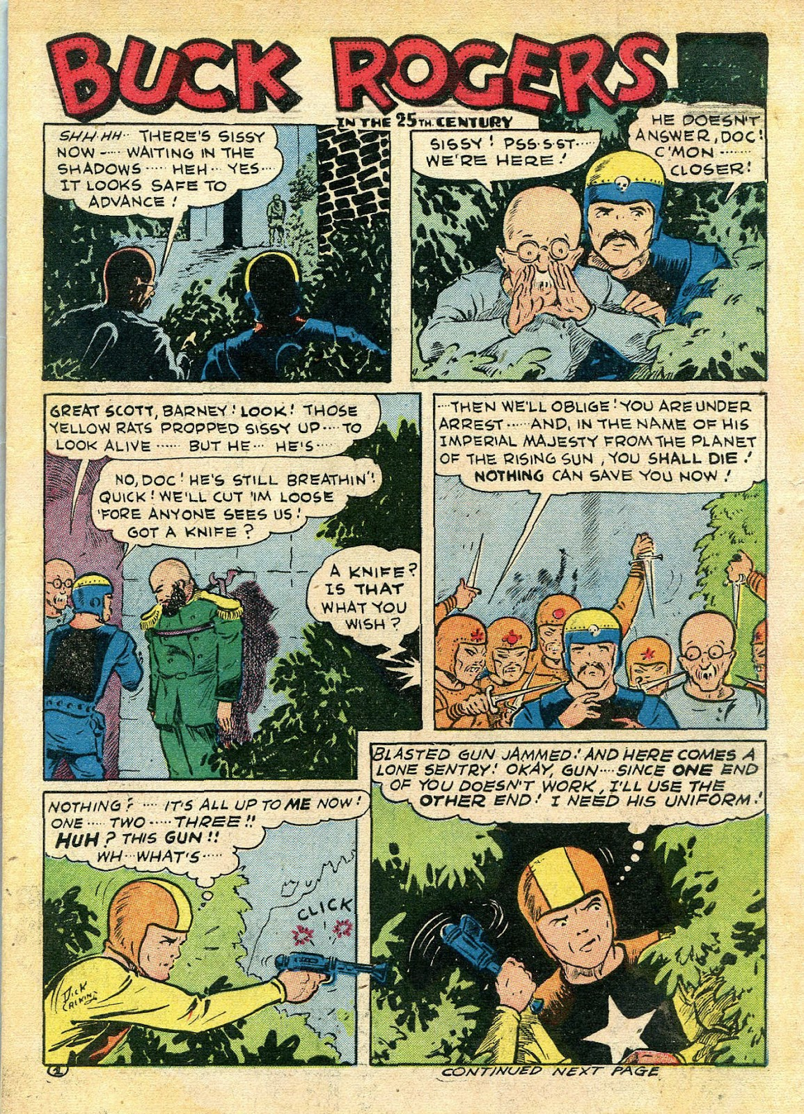 Read online Famous Funnies comic -  Issue #112 - 3