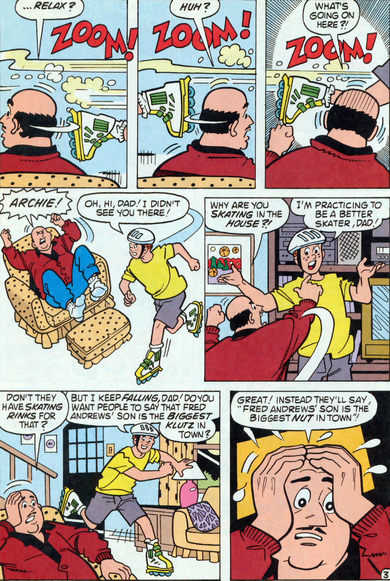 Read online Archie (1960) comic -  Issue #460 - 4