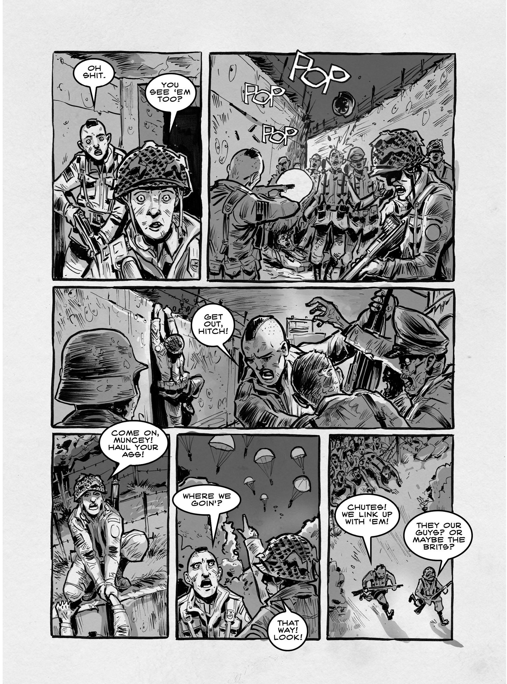 Read online FUBAR comic -  Issue #3 - 288