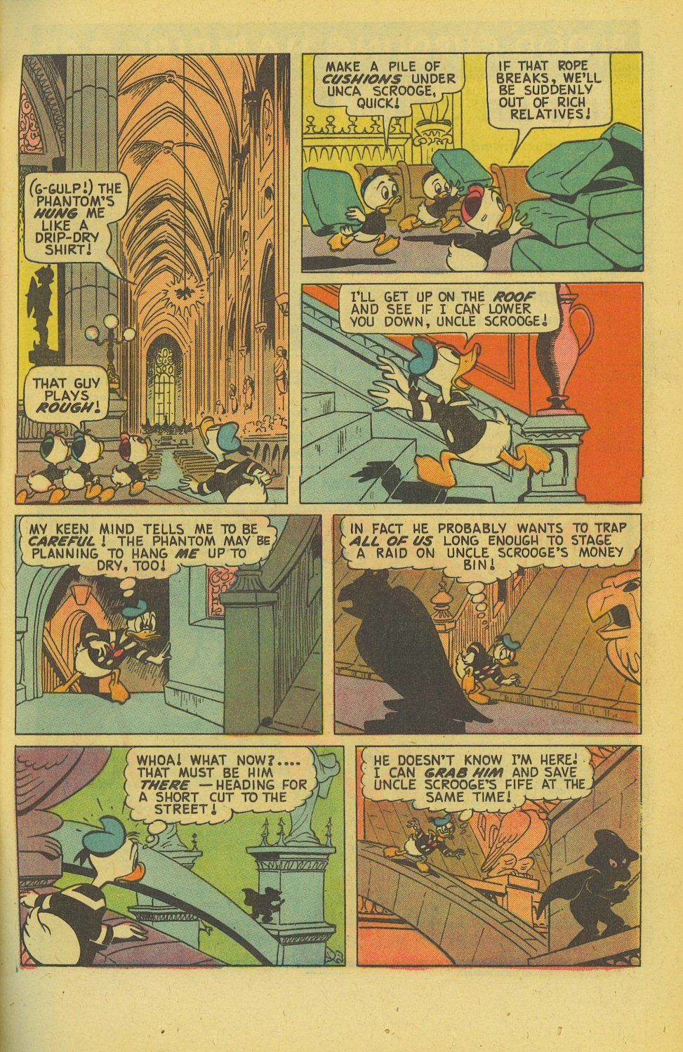 Read online Uncle Scrooge (1953) comic -  Issue #114 - 13