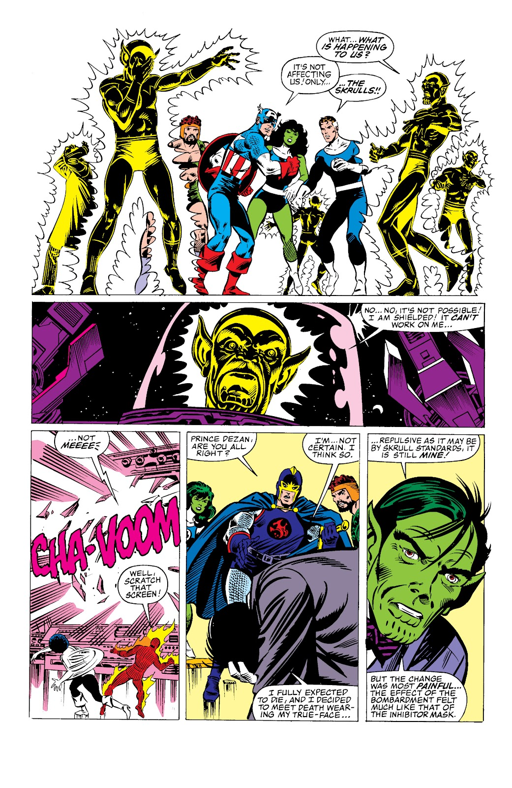 Read online Secret Invasion: Rise of the Skrulls comic -  Issue # TPB (Part 2) - 21