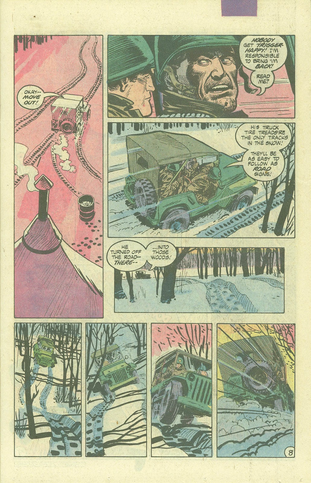 Sgt. Rock issue Annual 3 - Page 10