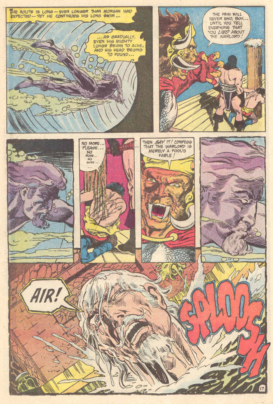 Warlord (1976) issue 89 - Page 17