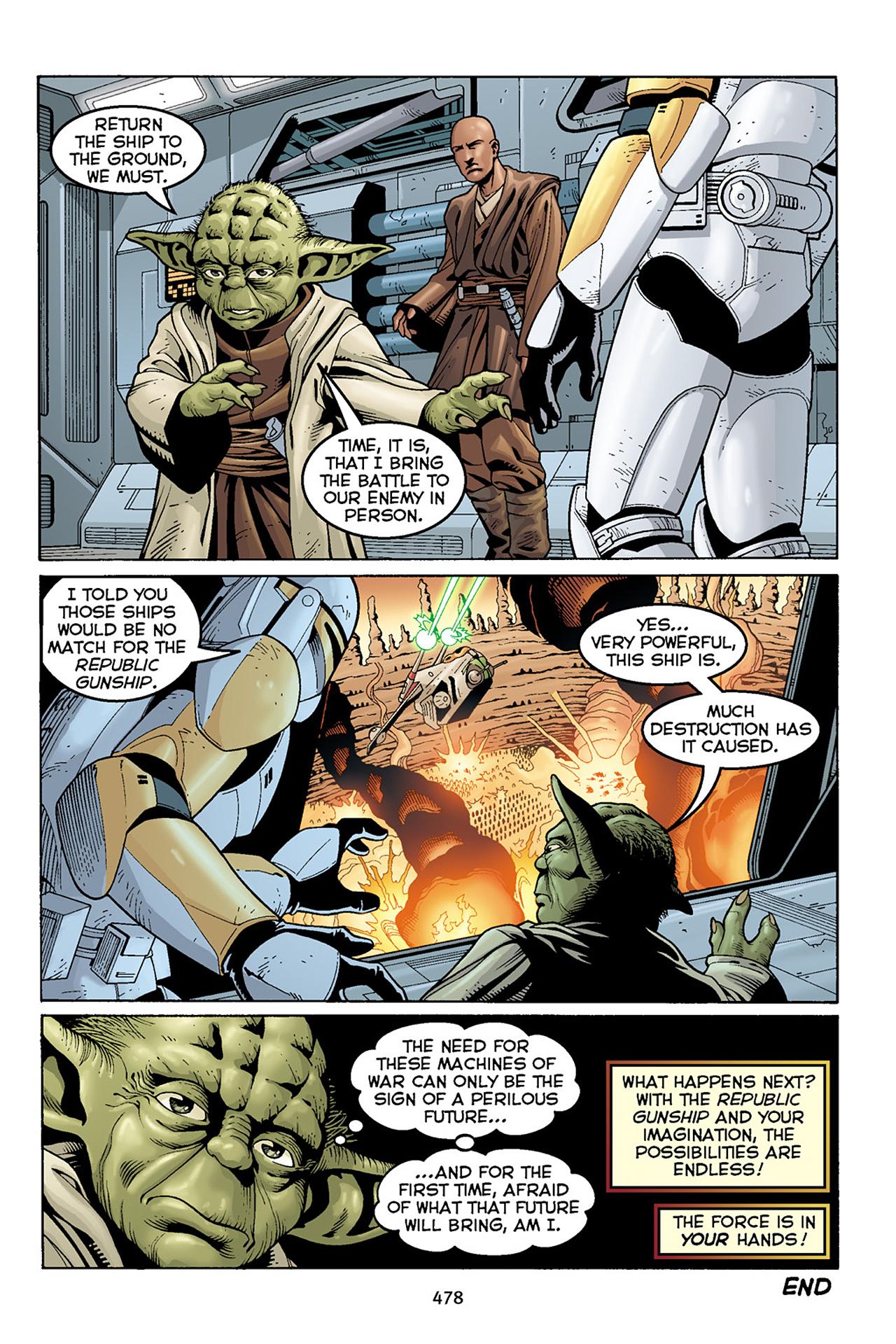 Read online Star Wars Omnibus comic -  Issue # Vol. 10 - 471