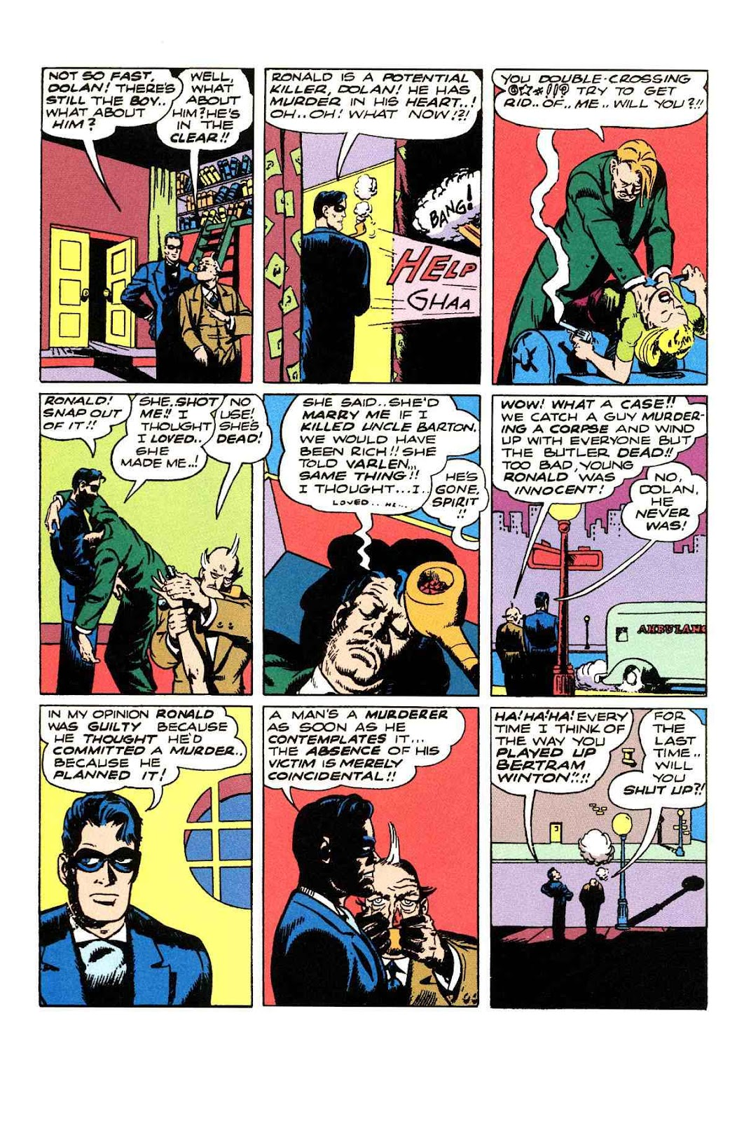 Read online Will Eisner's The Spirit Archives comic -  Issue # TPB 3 (Part 1) - 73