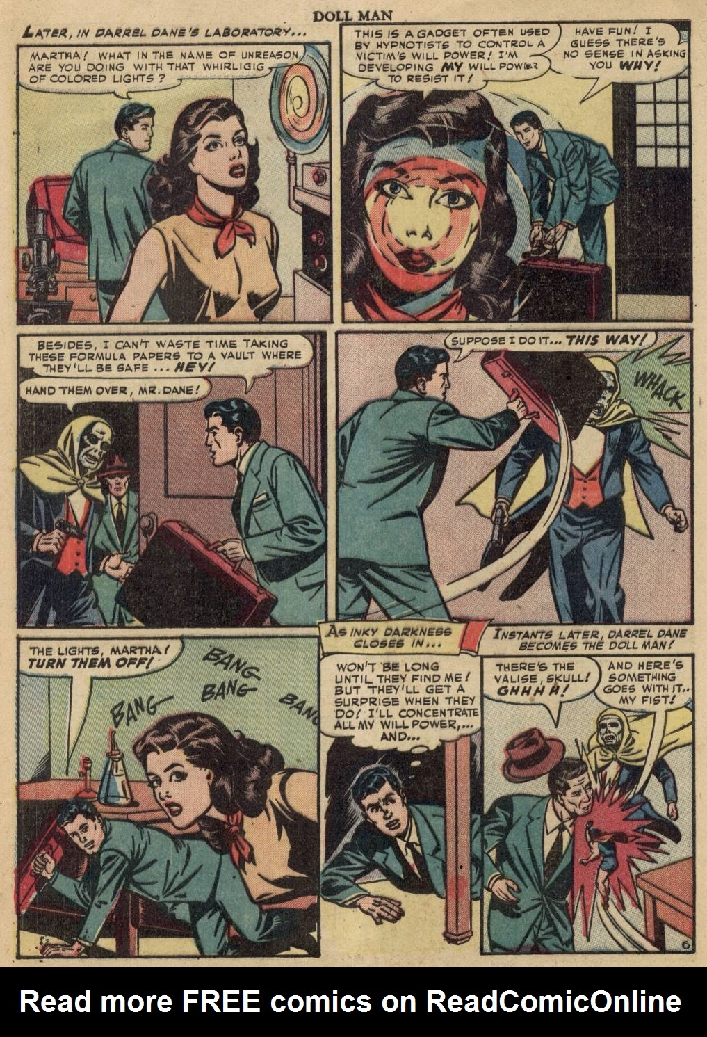 Doll Man issue 37 - Page 8