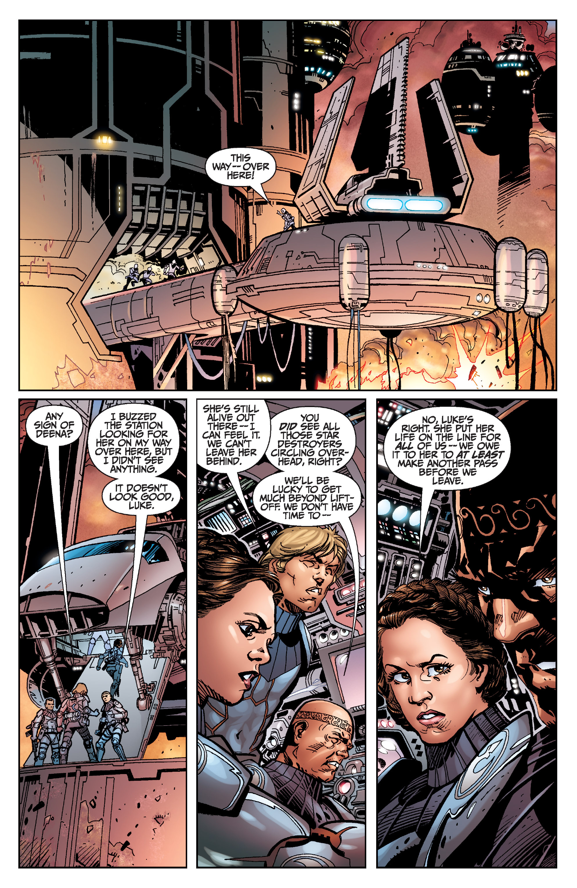 Read online Star Wars Omnibus comic -  Issue # Vol. 20 - 380