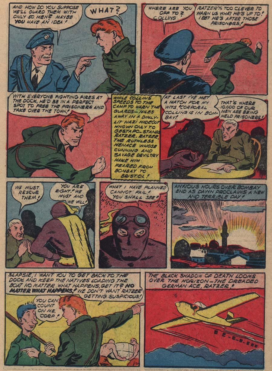 Blue Ribbon Comics (1939) issue 18 - Page 34