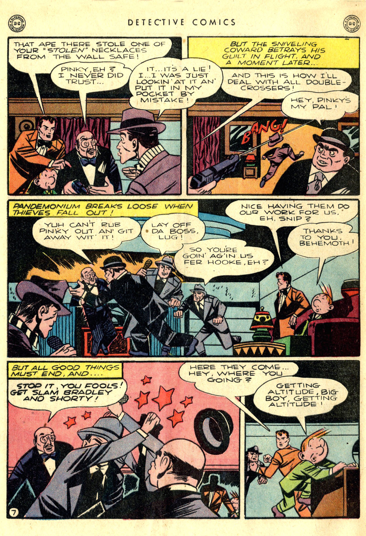 Read online Detective Comics (1937) comic -  Issue #90 - 48