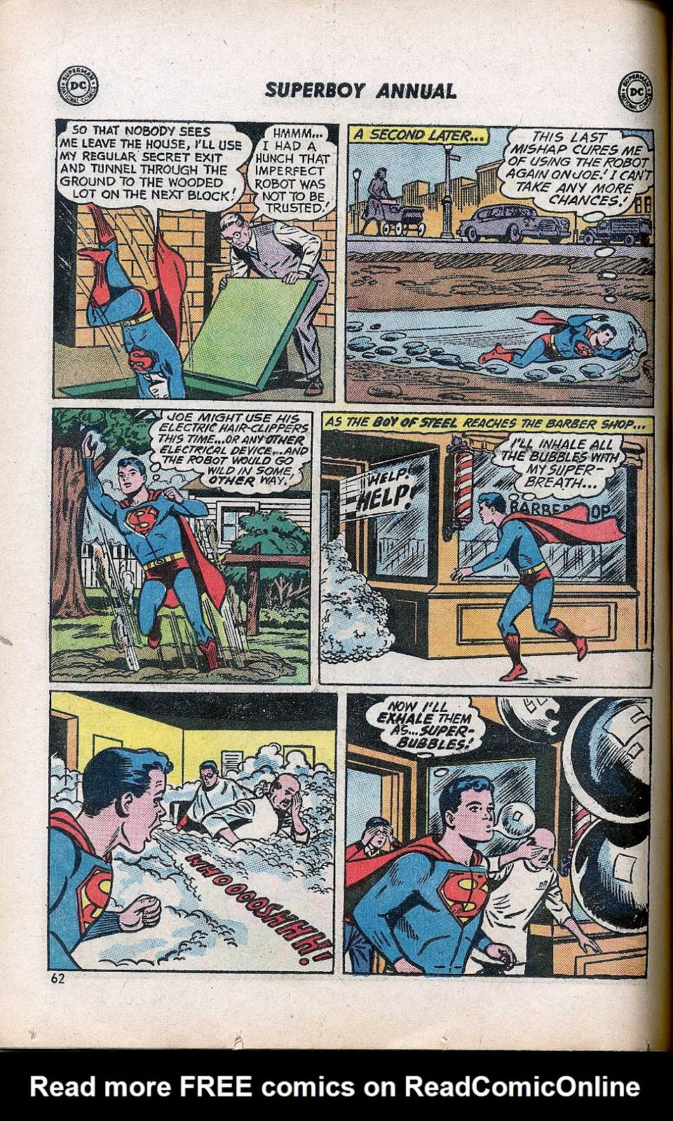Superboy (1949) issue Annual 1 - Page 64