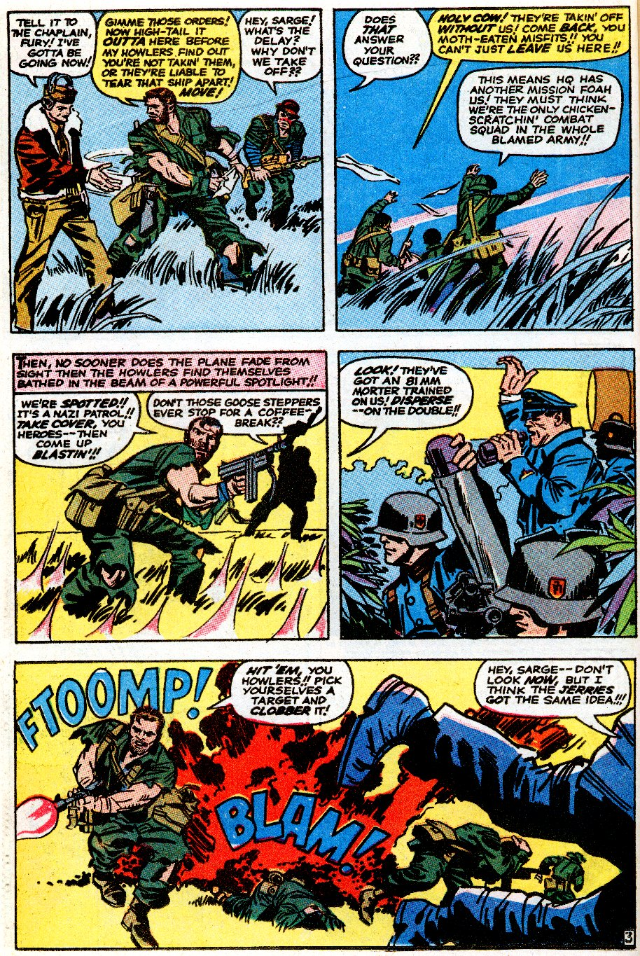 Read online Sgt. Fury comic -  Issue # _Special 5 - 40