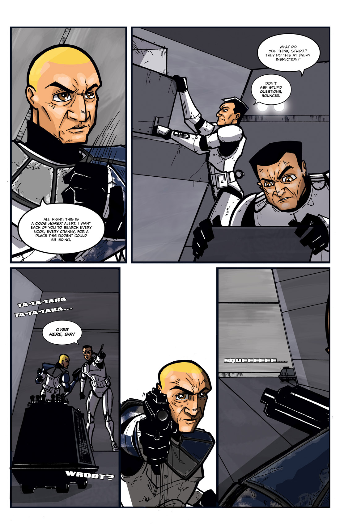 Read online Star Wars: Tales From The Clone Wars comic -  Issue # TPB - 34