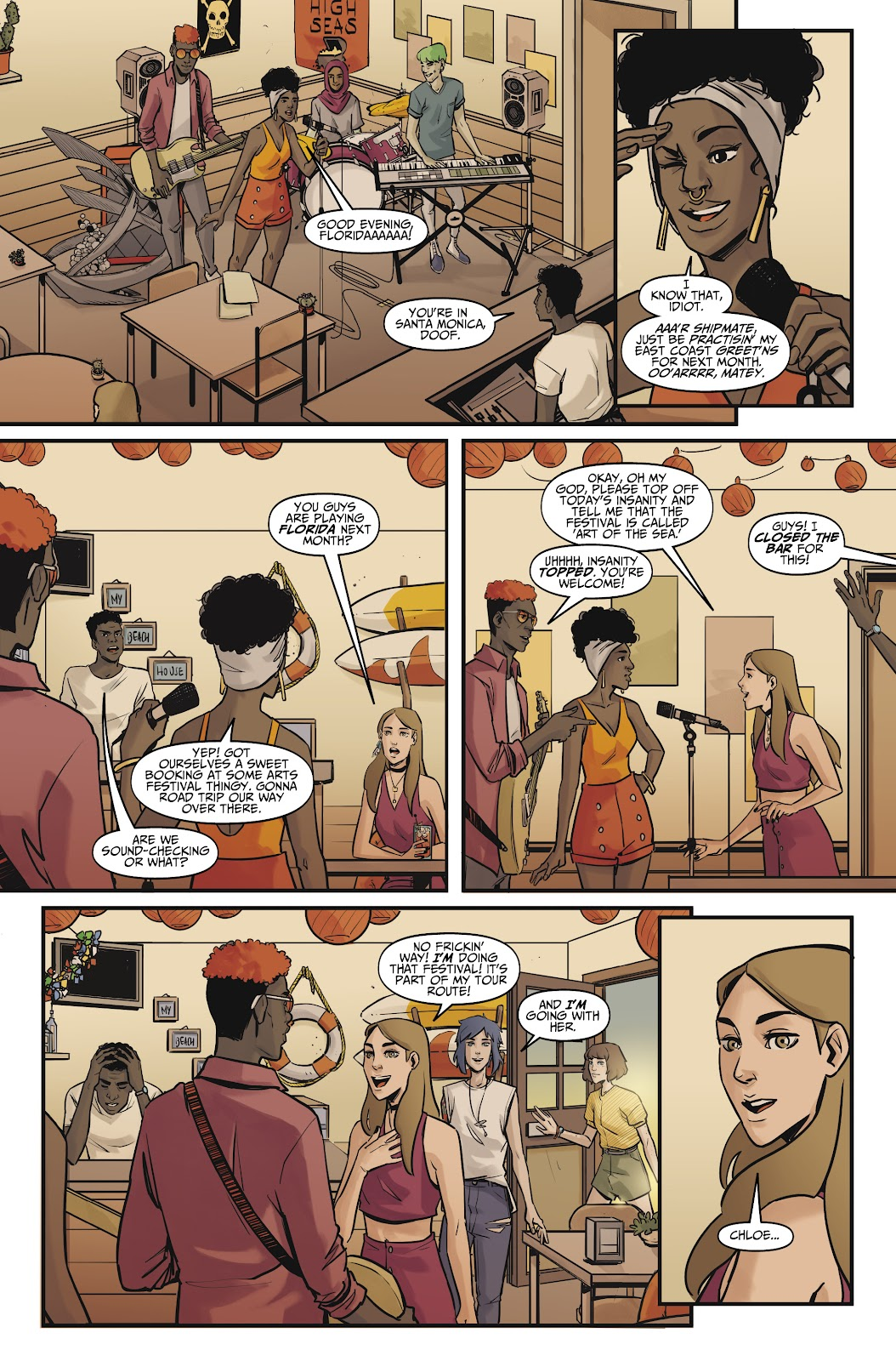 Read online Life is Strange comic -  Issue #9 - 29