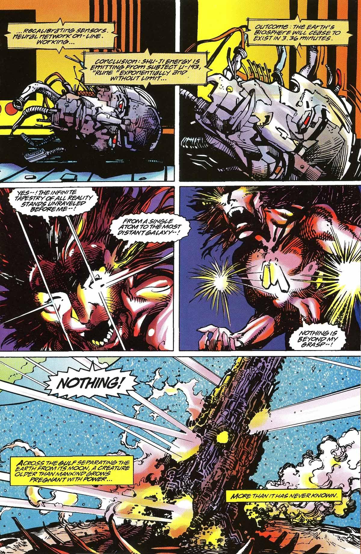 Read online Rune (1994) comic -  Issue #5 - 22