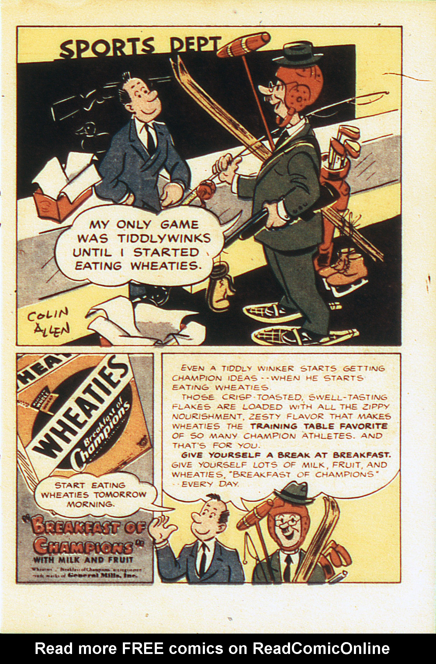 Read online Adventure Comics (1938) comic -  Issue #104 - 22