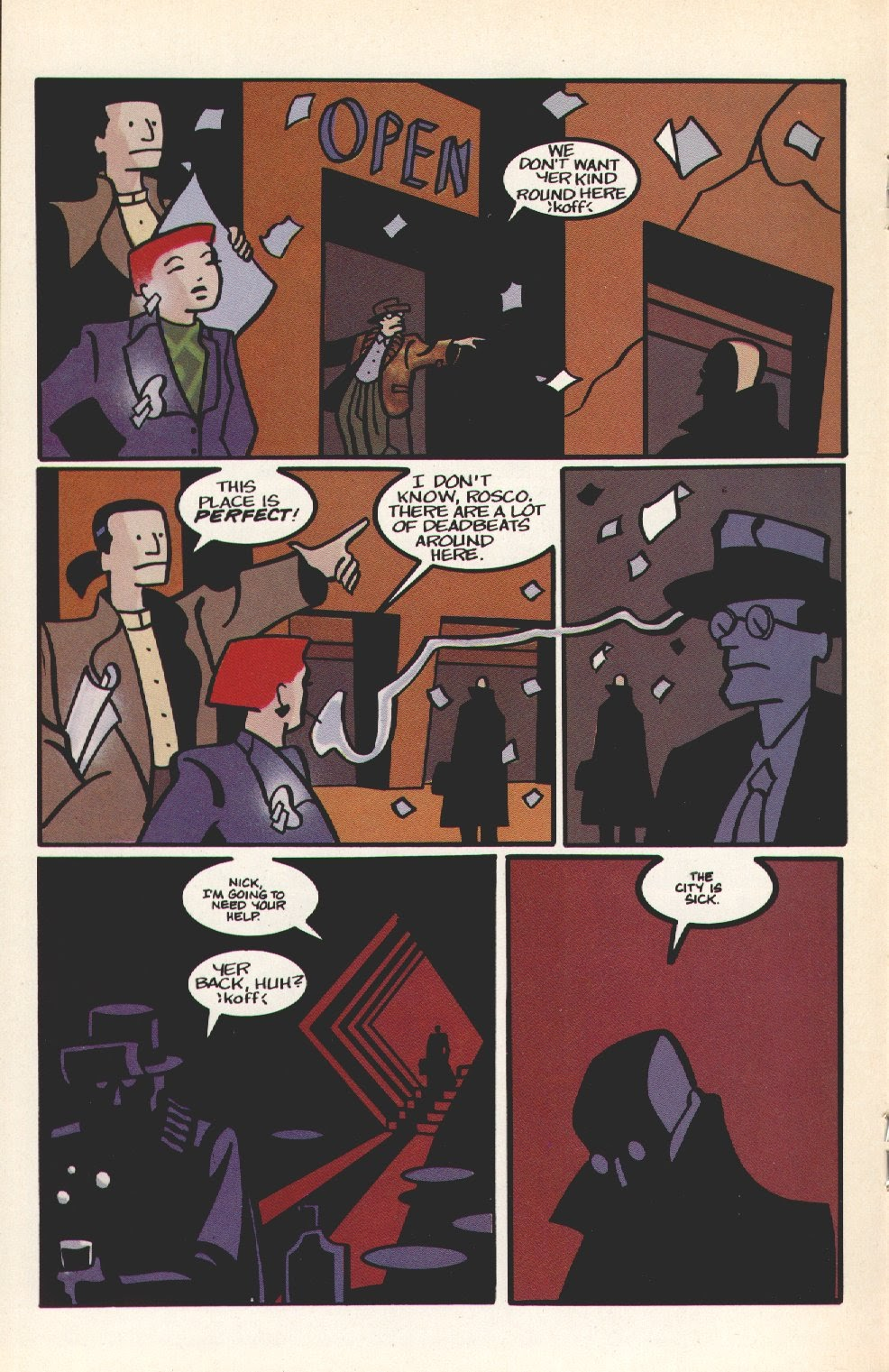 Mister X issue 11 - Page 16