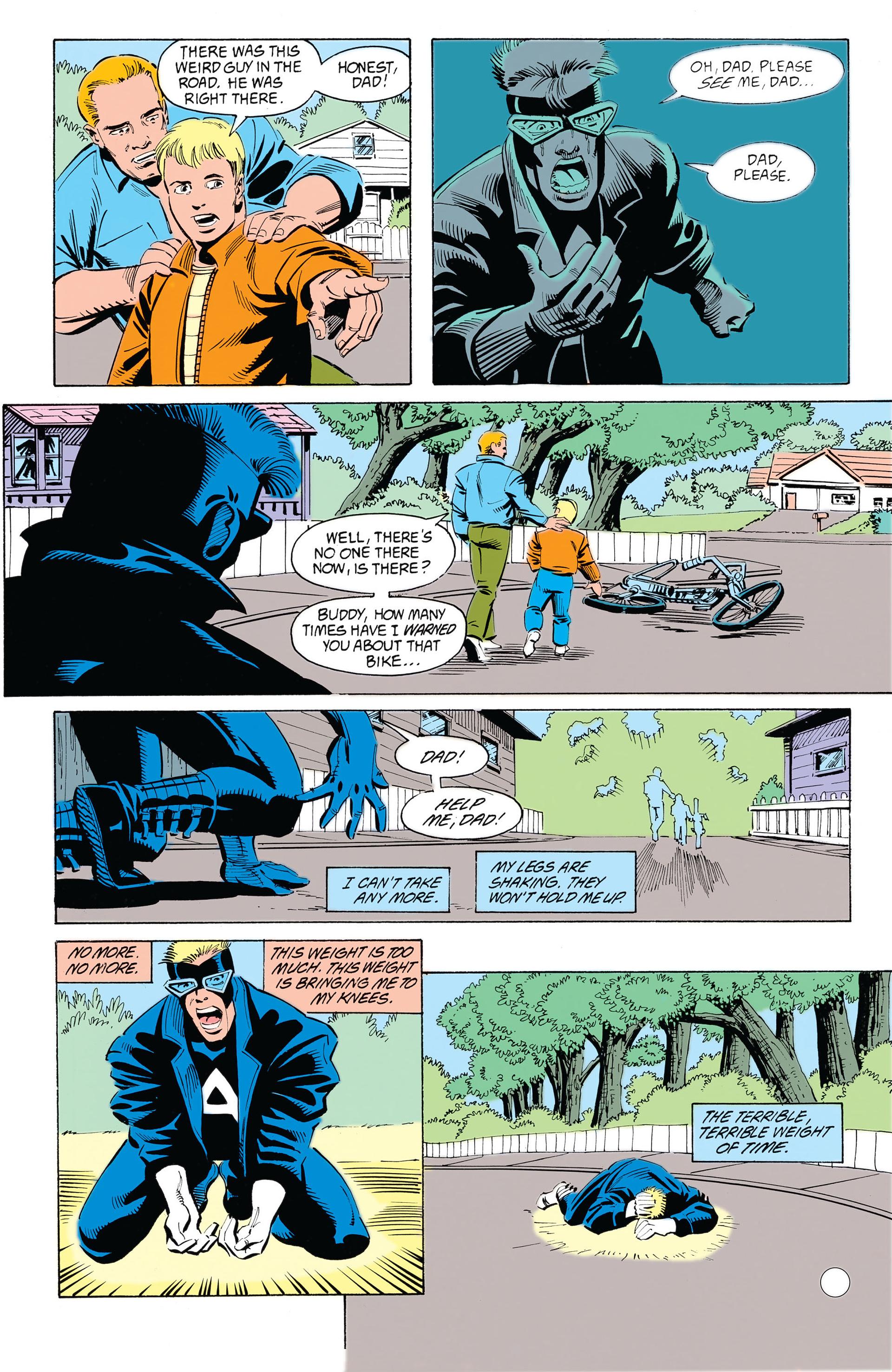 Read online Animal Man (1988) comic -  Issue #22 - 22