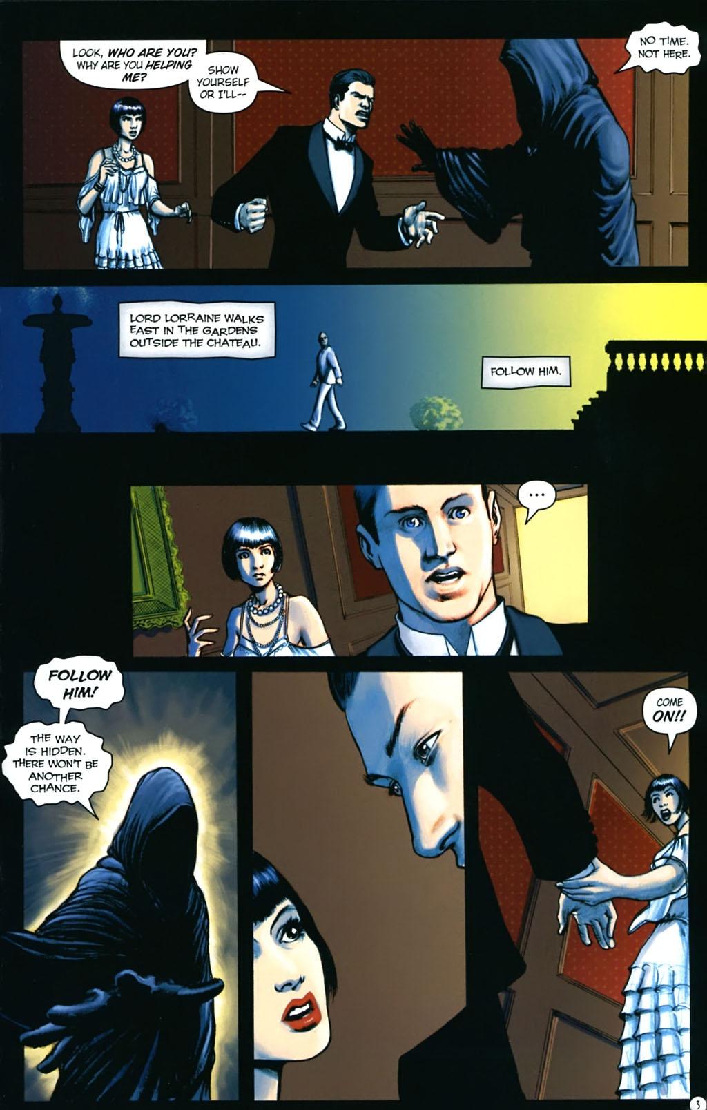 Read online Rex Mundi comic -  Issue #17 - 7