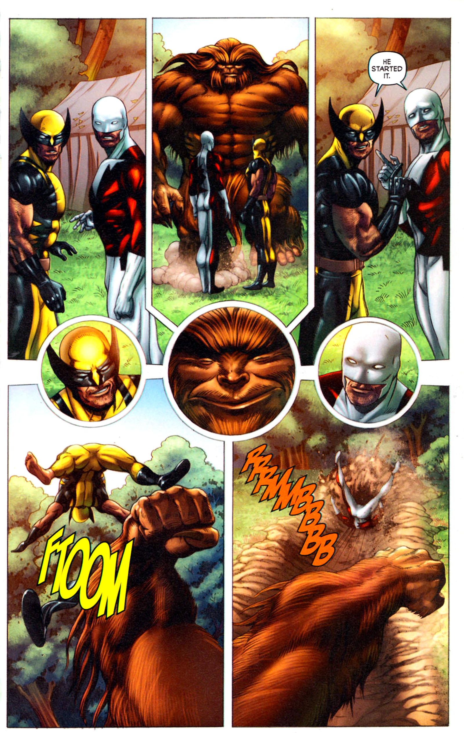 Read online Alpha Flight (2011) comic -  Issue #7 - 13