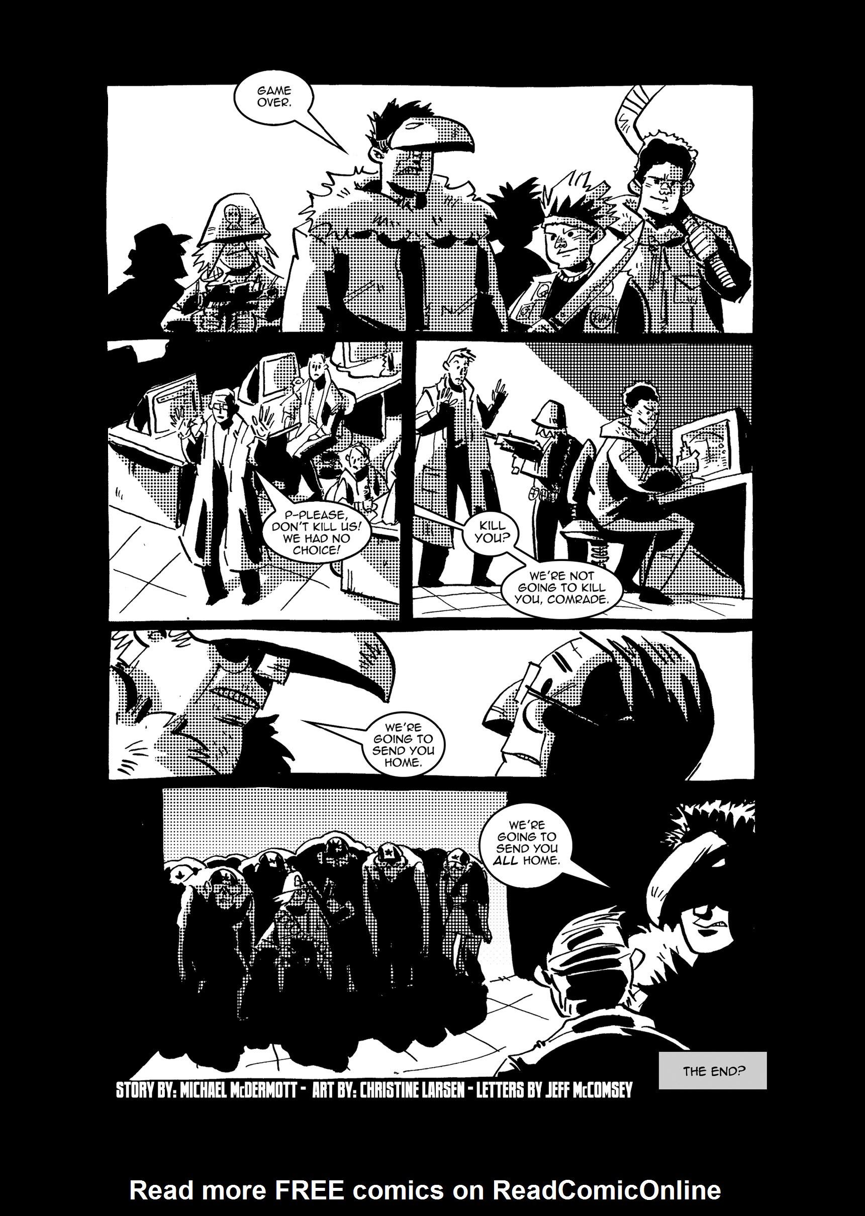 Read online FUBAR comic -  Issue #3 - 366